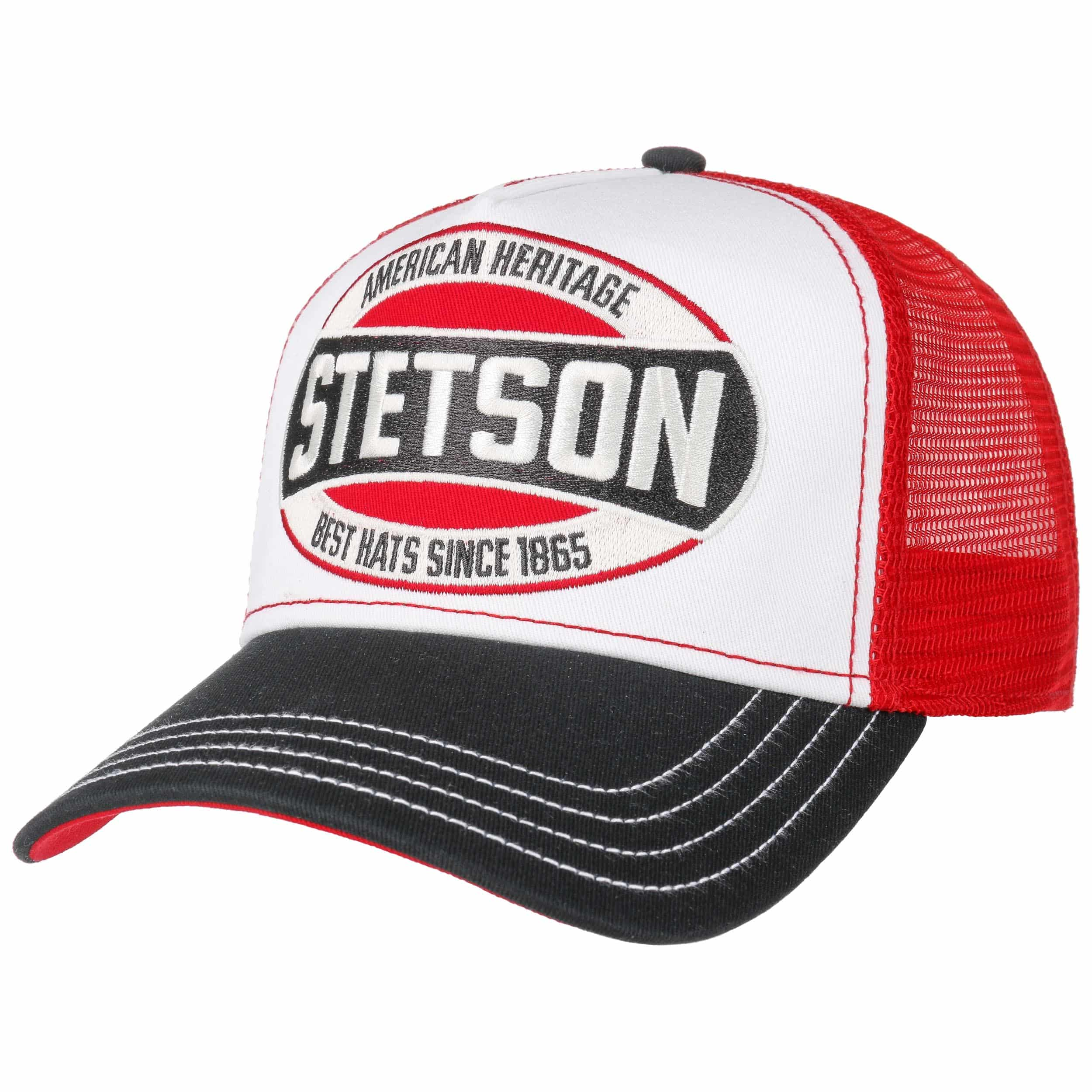 e6e6f1ac578 Herie Best Hats Trucker Cap By Stetson Eur 29 00 Caps. Embroidered Trucker  Hat