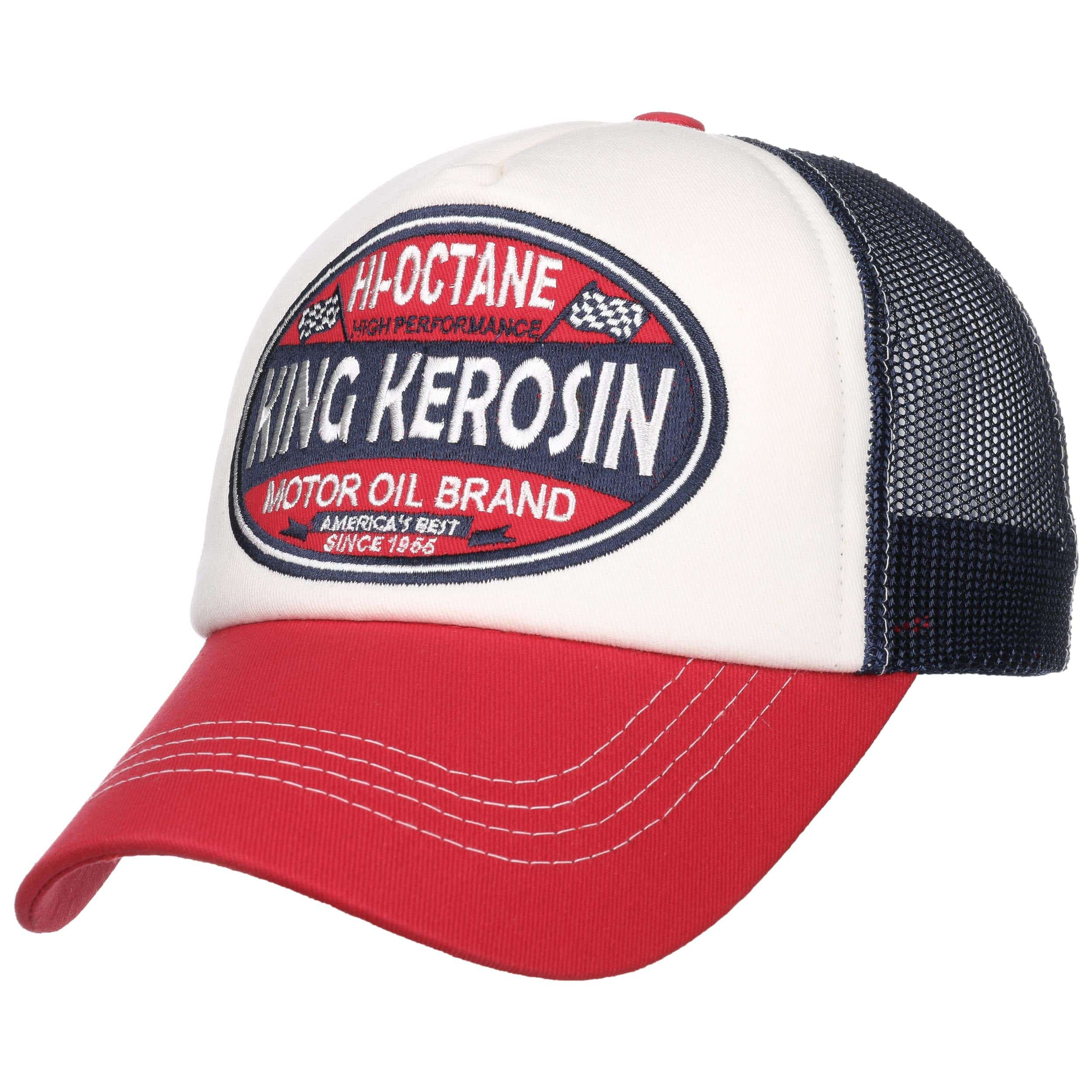 b88e666e6 Hi Octane Trucker Cap by King Kerosin