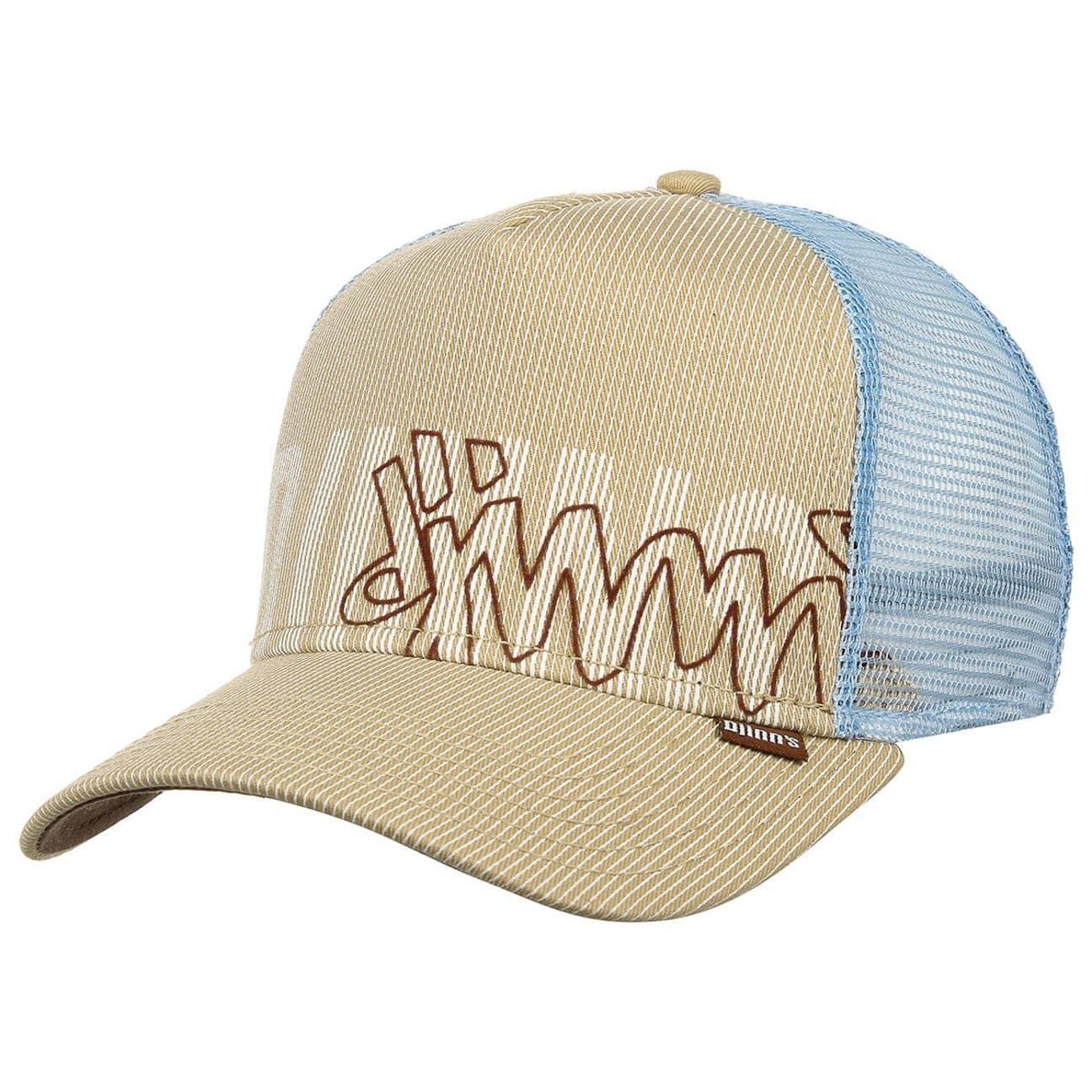 holo stripe trucker cap by djinns eur 19 99 hats. Black Bedroom Furniture Sets. Home Design Ideas