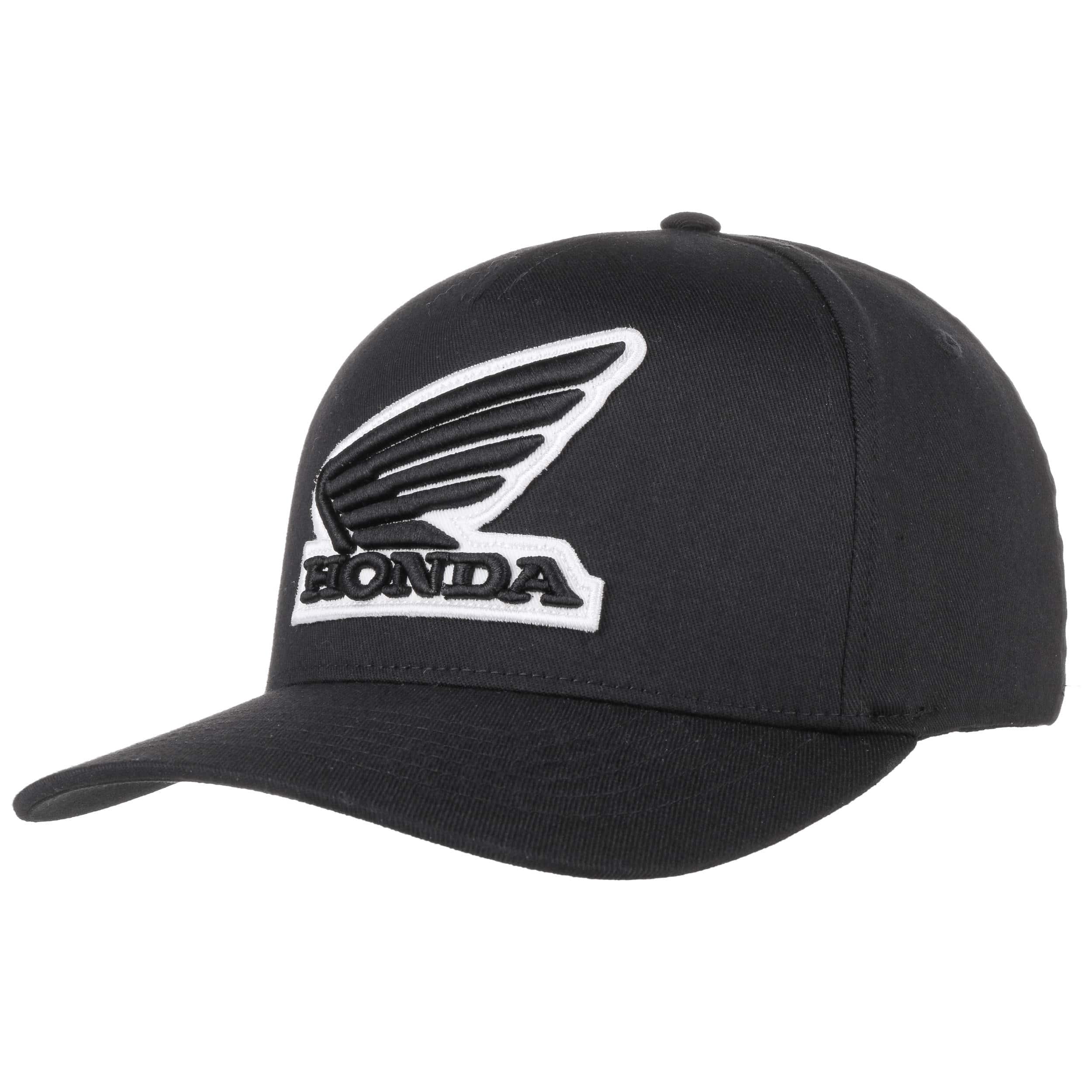 e89ee27330410 ... Honda Flexfit Cap by FOX - black 7