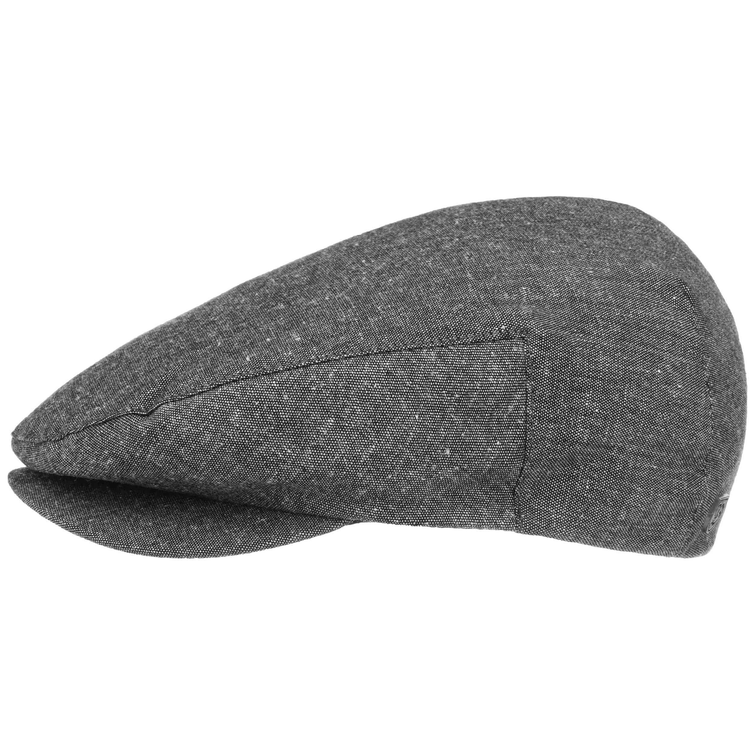 b78254fe5158 ... brown 1 · Hooligan Linen Flat Cap by Brixton - black 5
