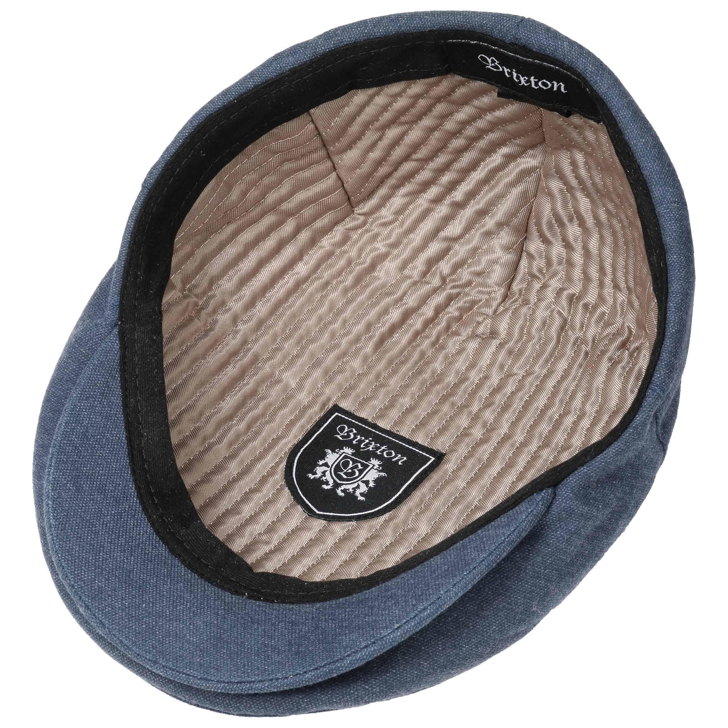 14d3953a ... discount code for hooligan uni flat cap by brixton blue 2 ffbc4 4b254