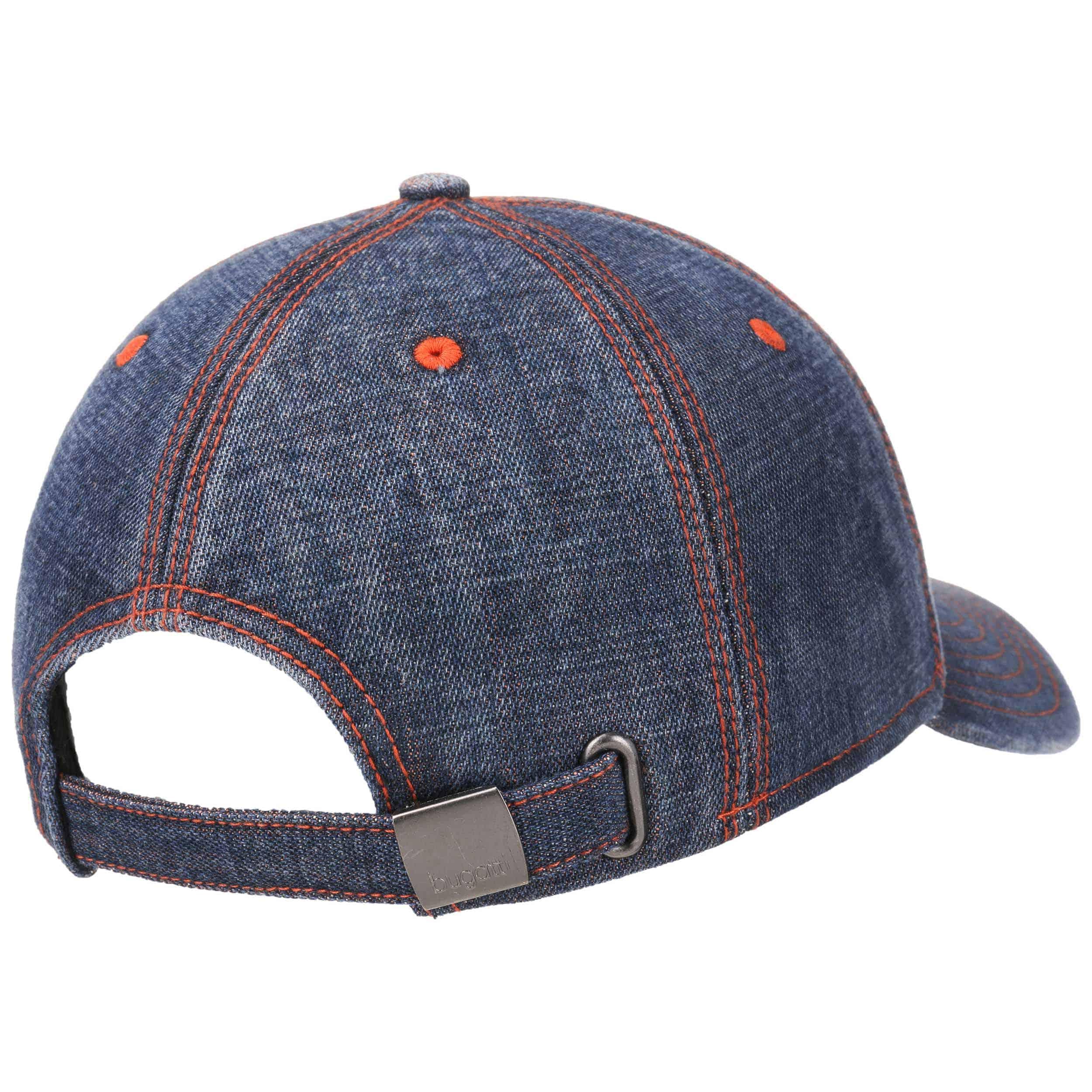 Jeans Contrast Stitch Cap by bugatti, EUR 39,95 --> Hats ...  Stitch