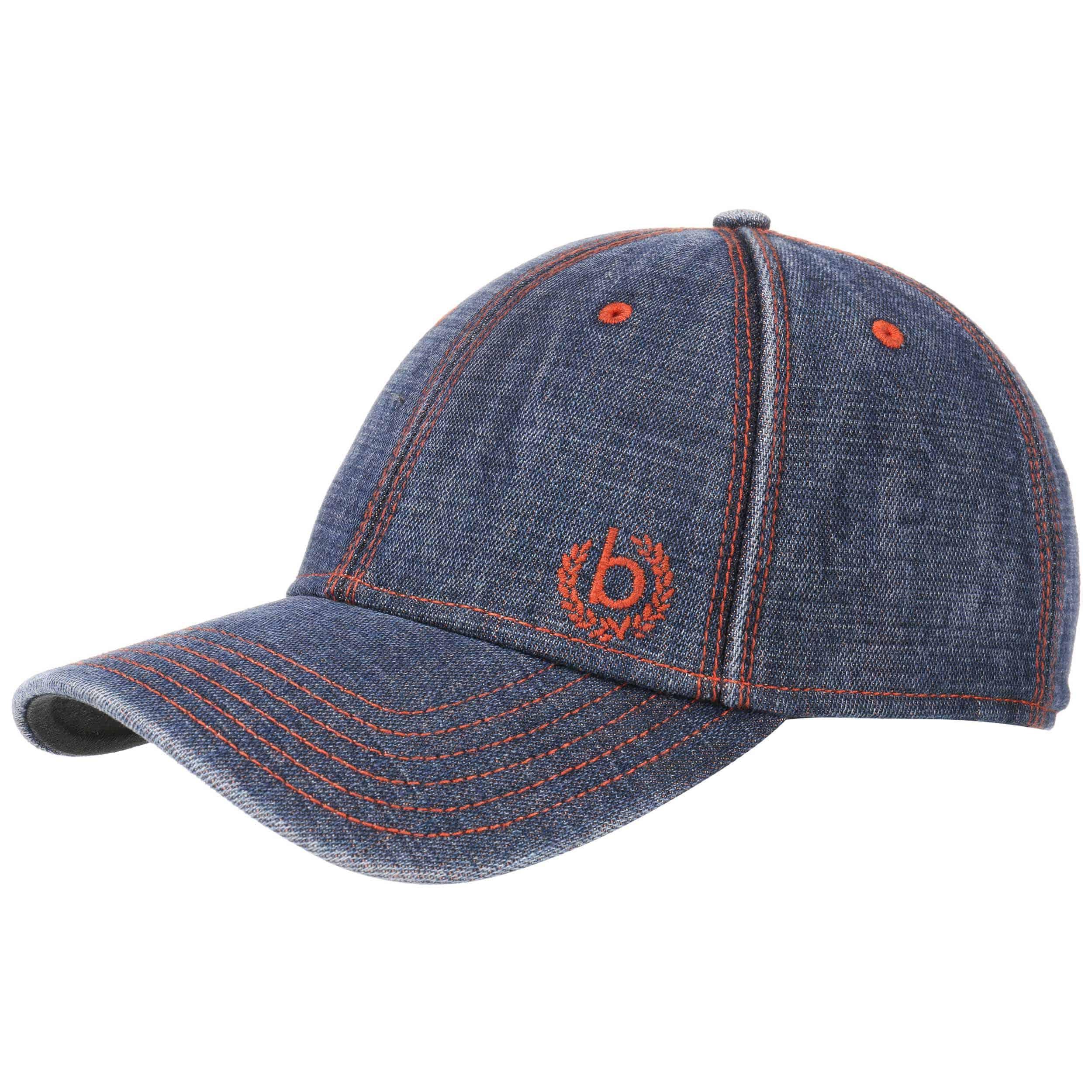 Jeans Contrast Stitch Cap by bugatti, GBP 36,95 --> Hats ...  Stitch