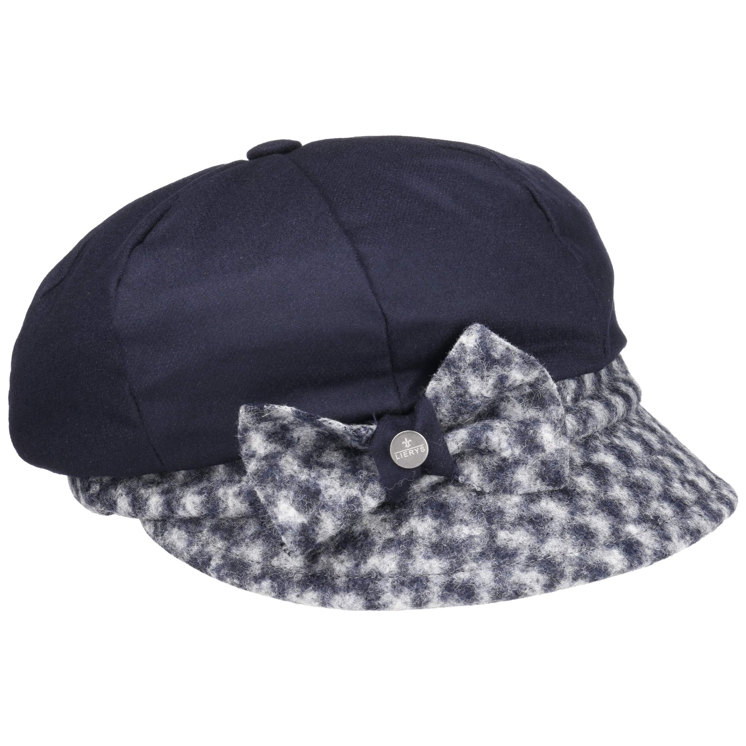 Walrus Hats Wool Blend 8 Panel Newsboy Cap Shelby