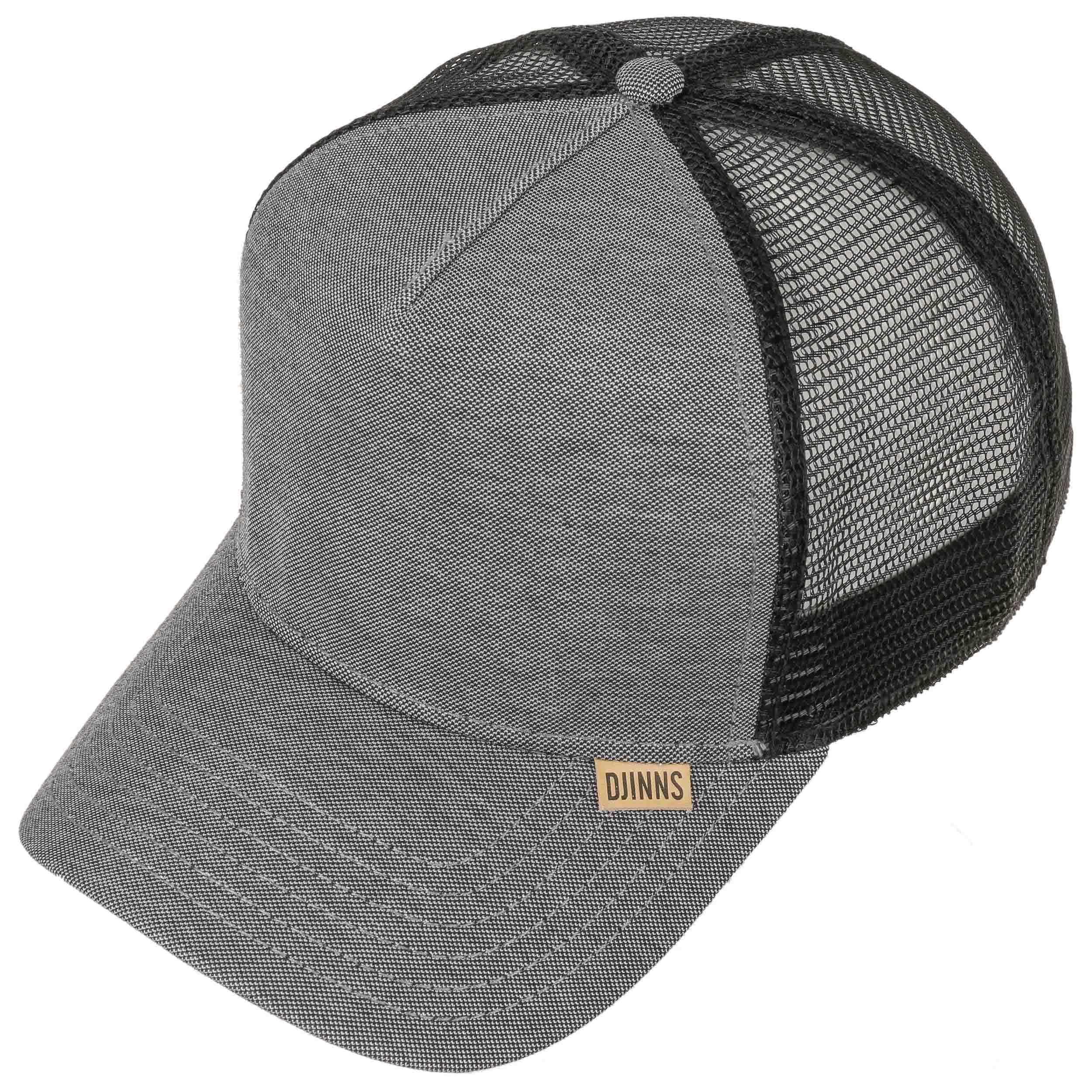 jersey piqu hft trucker cap by djinns eur 21 99 hats. Black Bedroom Furniture Sets. Home Design Ideas
