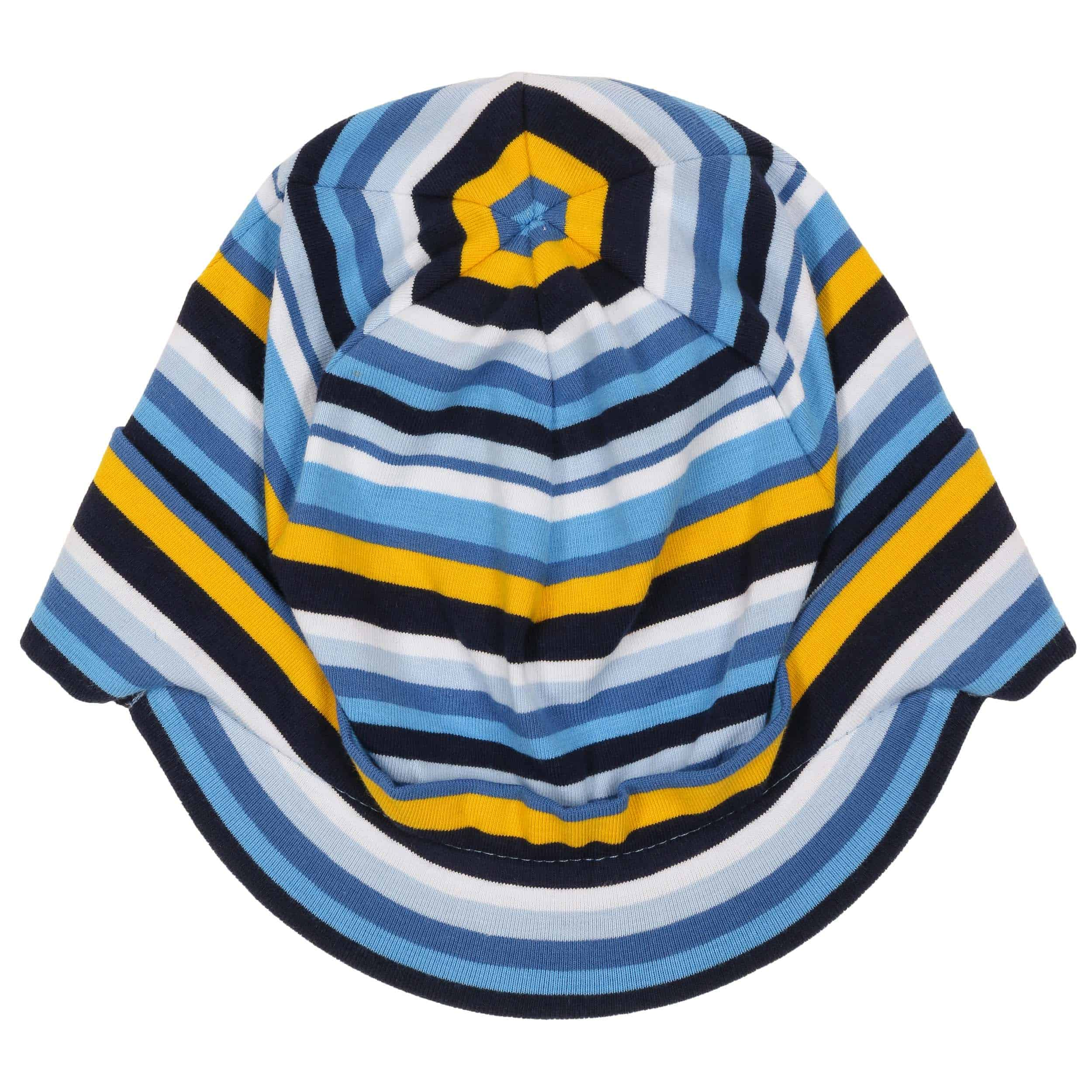 9f06c8b244e Jersey Stripes Kids Peak Hat by maximo - blue 1 ...