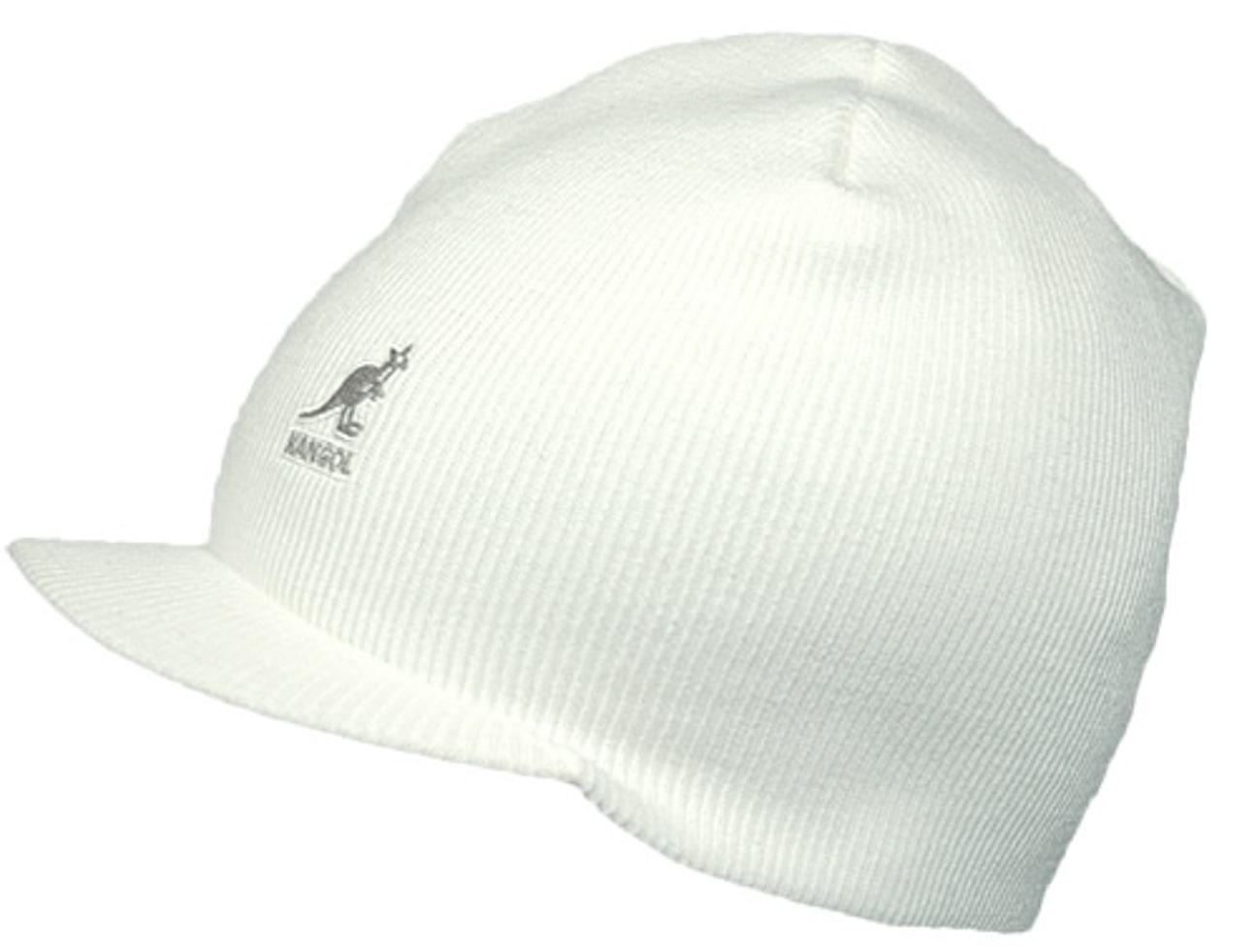 ... black 1 · Kangol Acrylic Cuffless Pull On with Peak - white 1 deb6688944f8