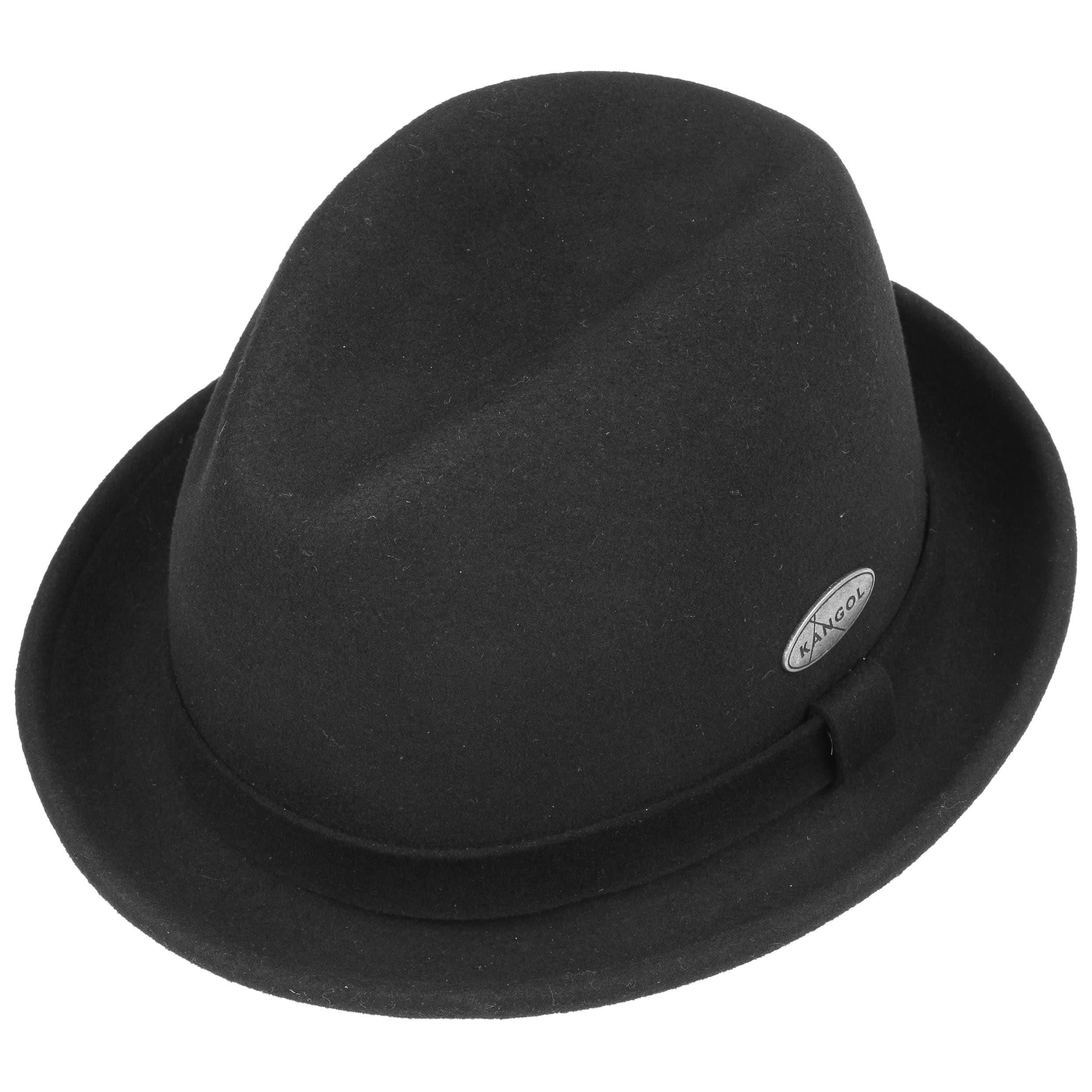 Kangol Lite Felt Player - black 1 ... 7dddd9d9e049