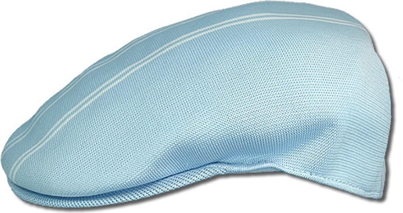 ... Kangol Old School Stripe Cap 504 - light blue 1 7bd7a91f5c8