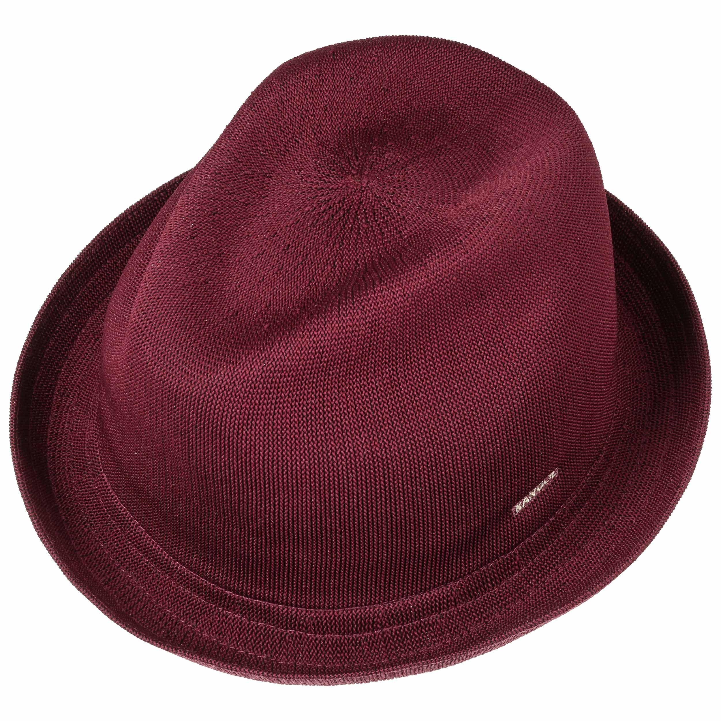 08b7cc7d4d5 ... Kangol Tropic Player Hut - bordeaux Marsala 1 ...