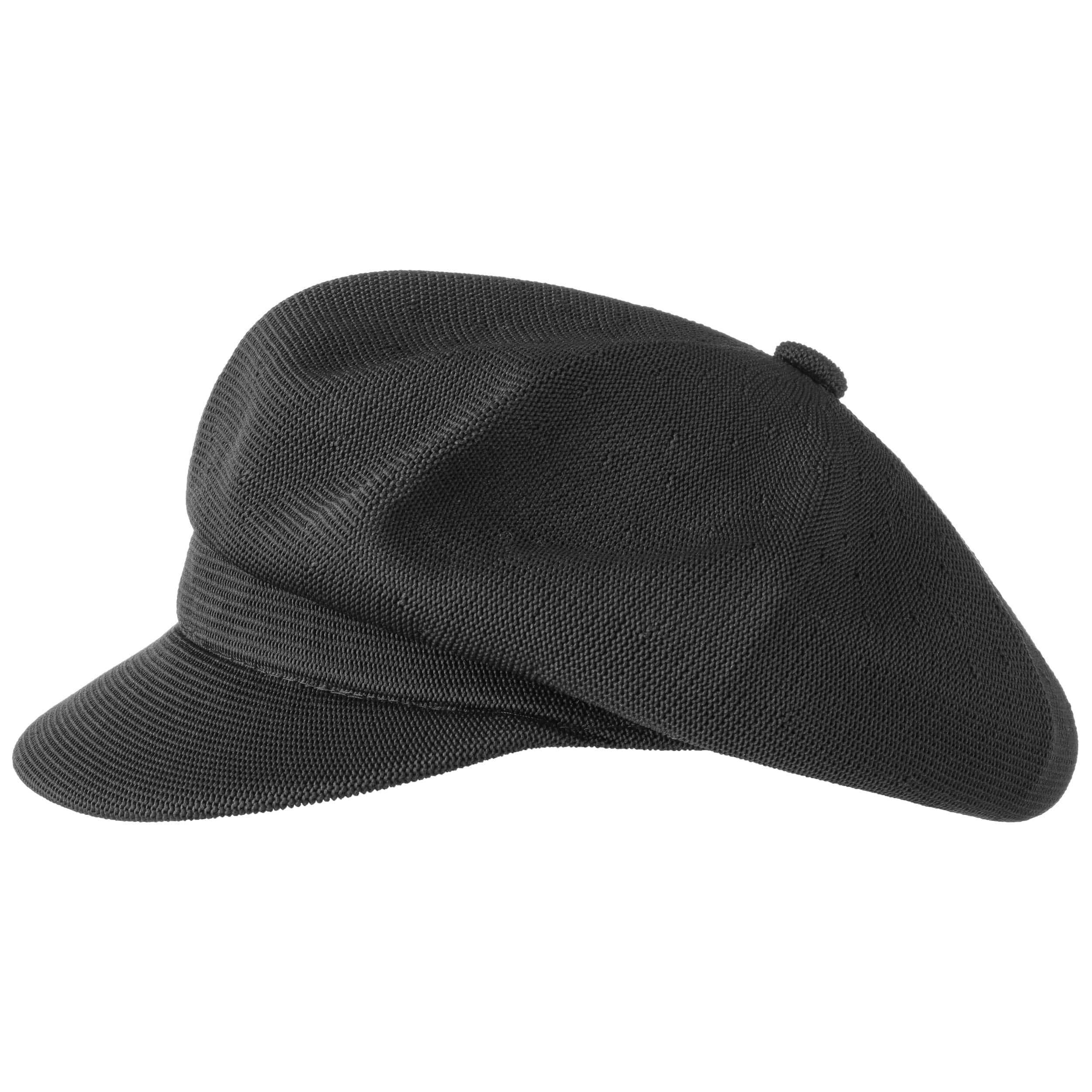 ... Kangol Tropic Spitfire Newsboy Cap - black 5 ... e78a8b360d6