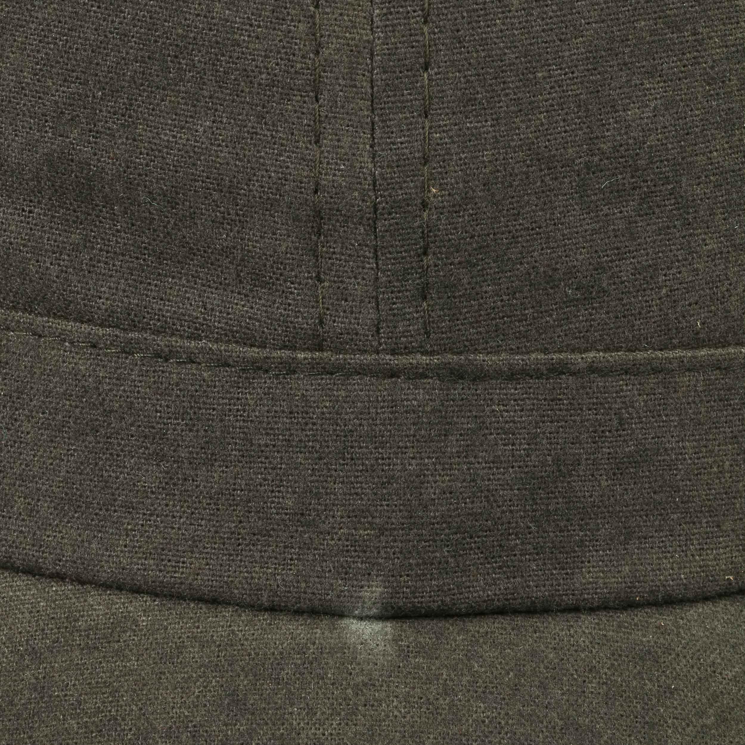 Katonah Plain Army Cap By Stetson 40 95 Chf