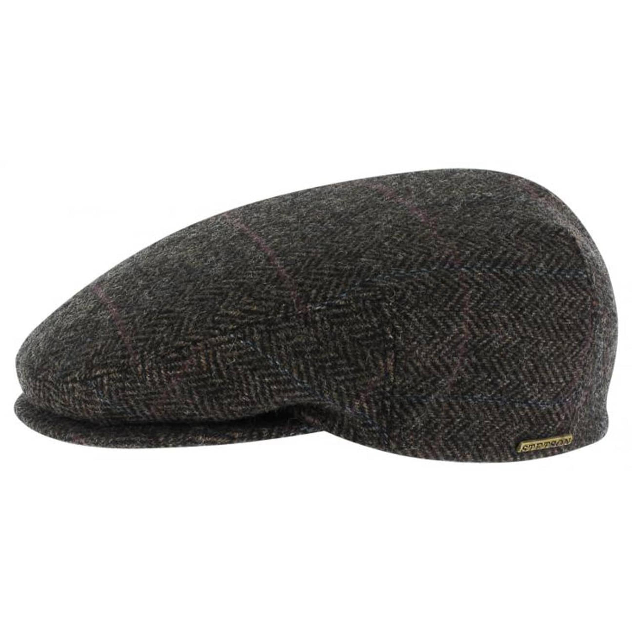 kent earflaps flatcap by stetson 59 00. Black Bedroom Furniture Sets. Home Design Ideas