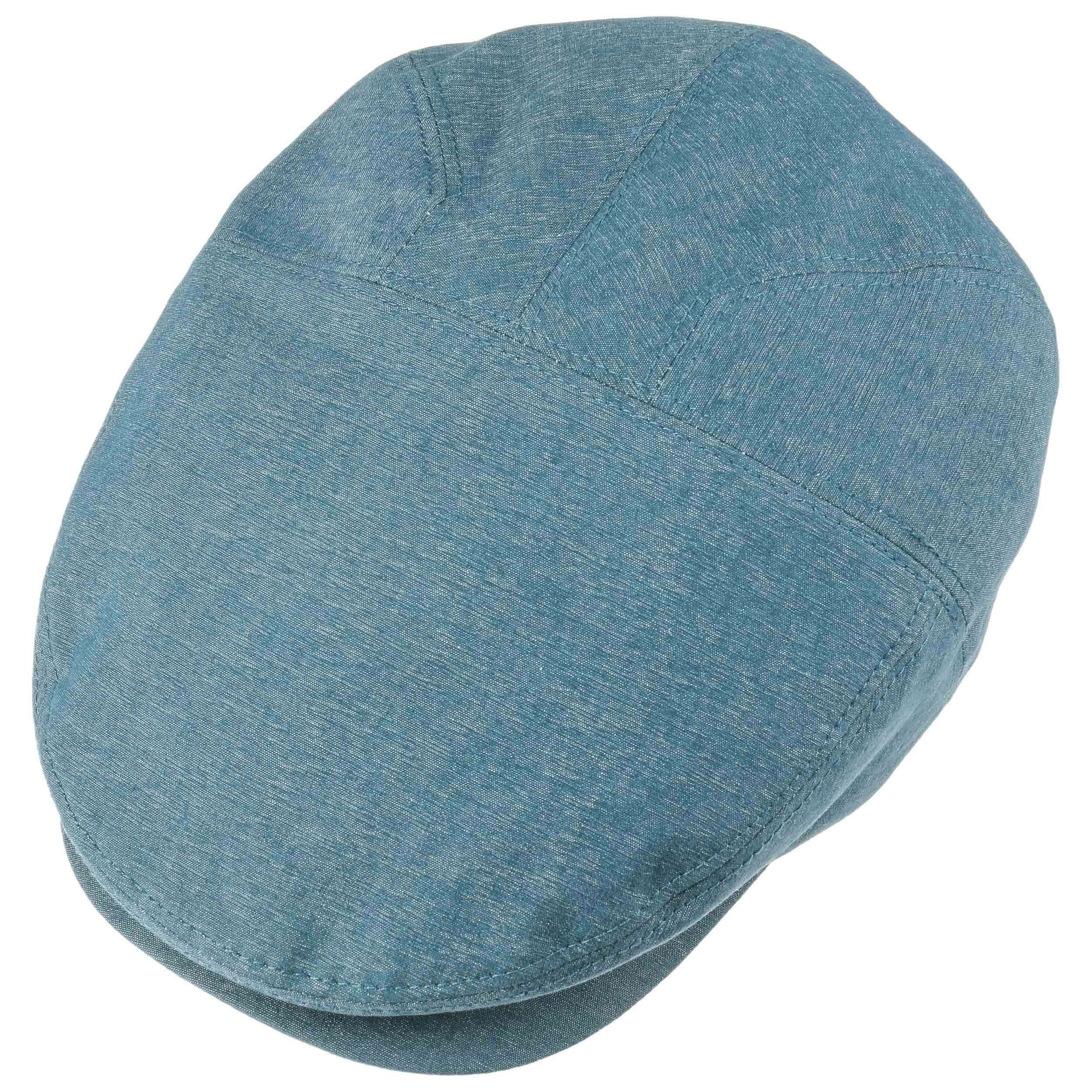 1be86ab85628 Keter Flat Cap by Bailey of Hollywood - blue 1 ...