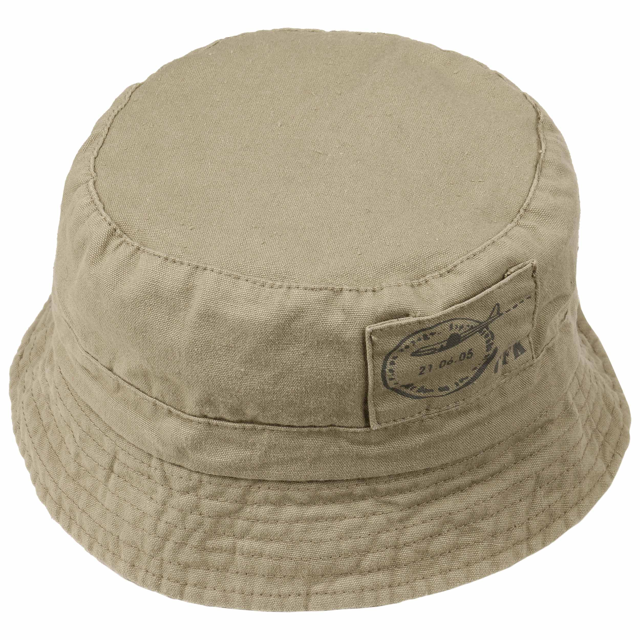 ... Kids Cotton Bucket Hat - beige 1 ... 534aeccb7bd