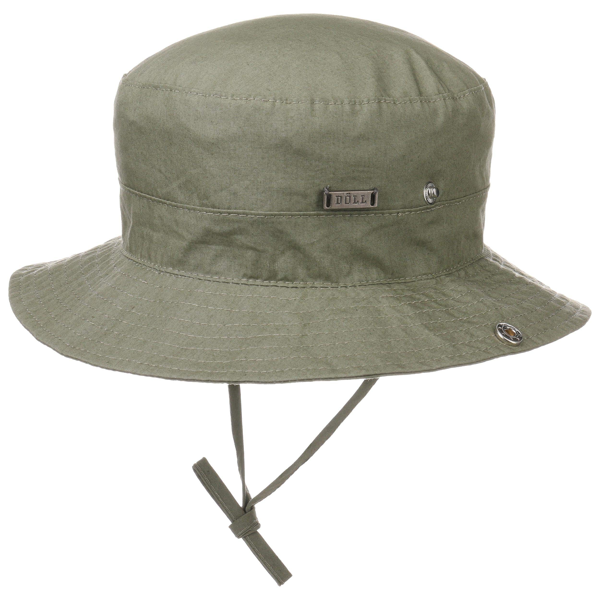8ab3ad45 ... Kids Safari Hat with Neck Drape by Döll - light olive 8 ...