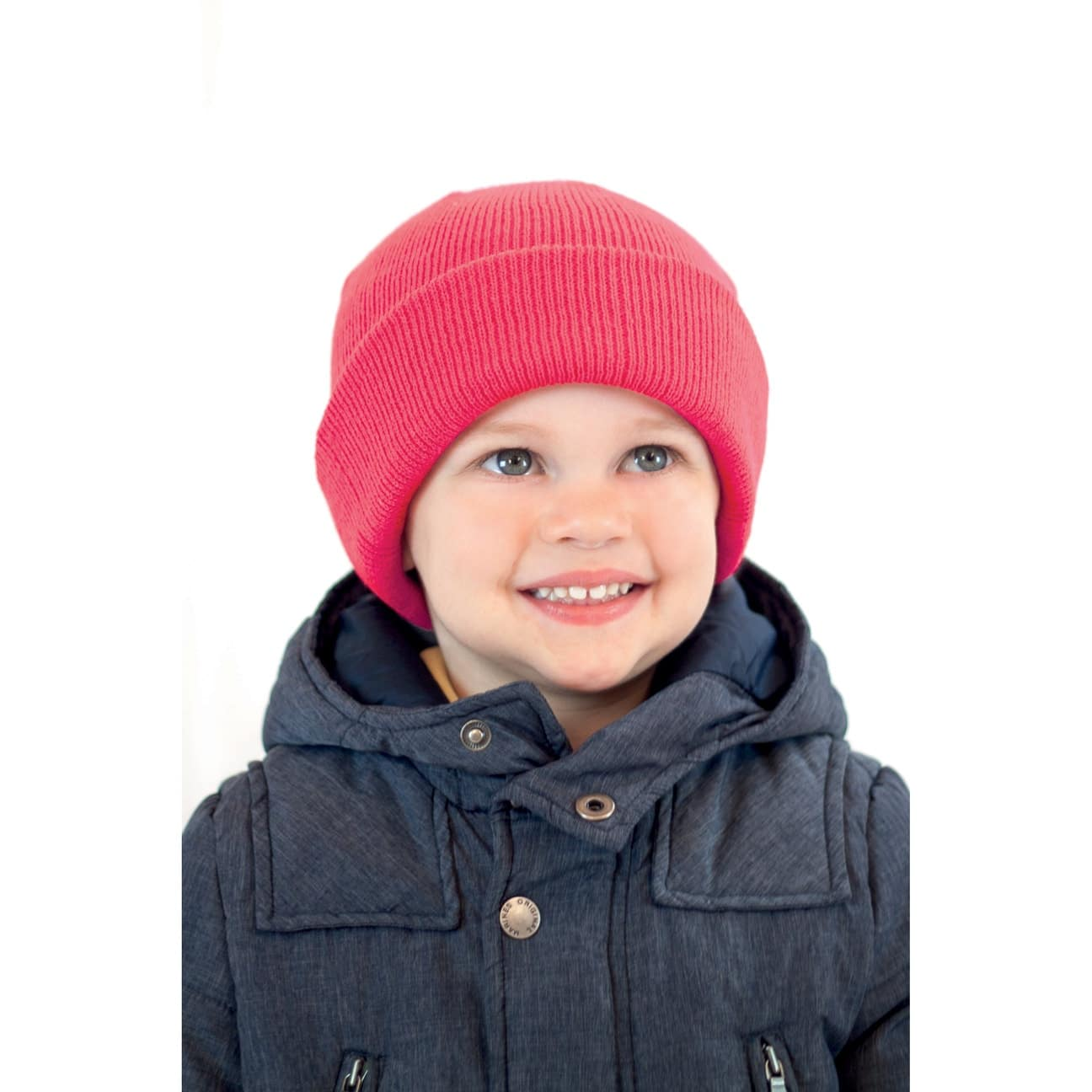 Here's another round of cuteness with this collection of knitted hats for babies, toddlers and older (some patterns even go up to Adult sized if you like). Plenty of styles to choose from ranging from bonnets, toques, ear flaps and pom poms to fun character designs.