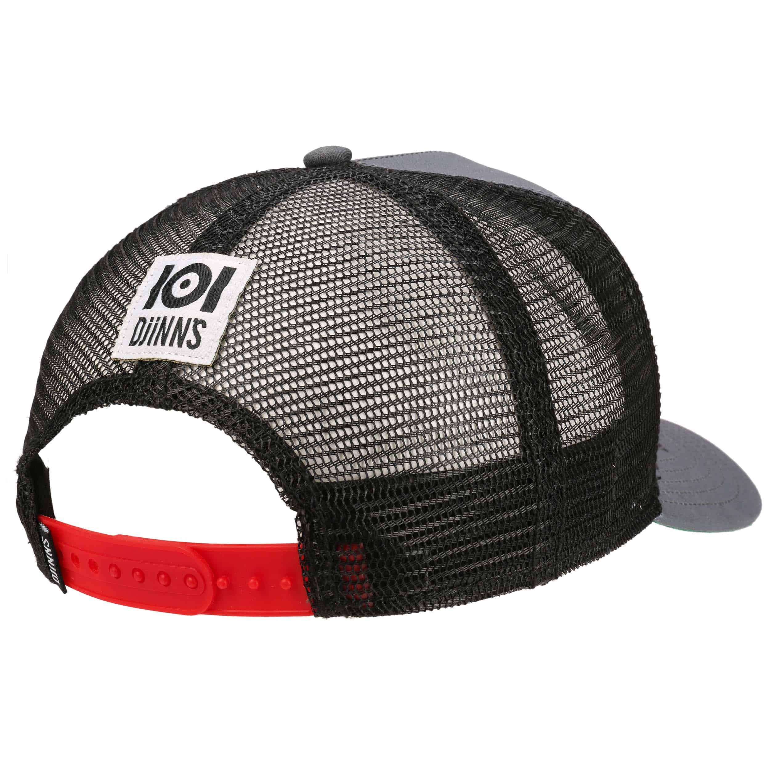 kingston hft 101 trucker cap by djinns eur 24 95 hats. Black Bedroom Furniture Sets. Home Design Ideas