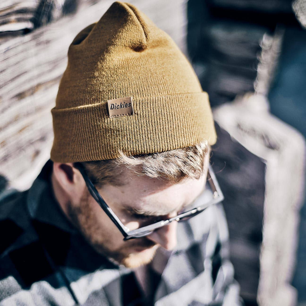 Knit Hat with Cuff by Dickies 1 ... 3025bc727aa