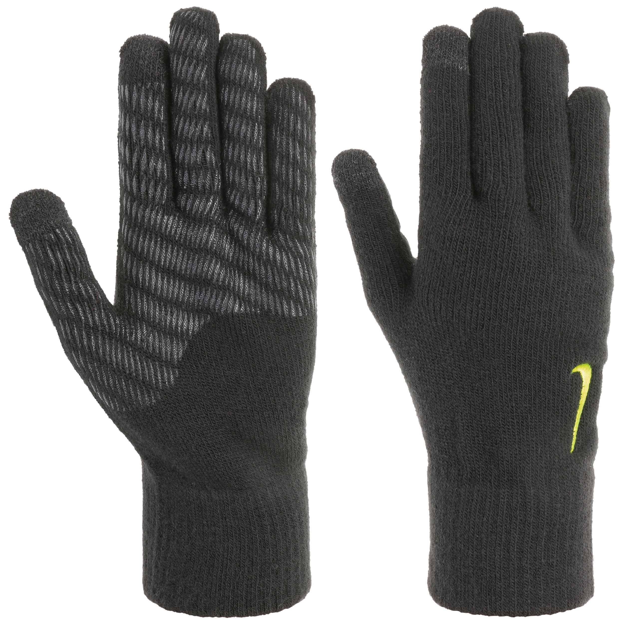 Nike Gloves Touch Screen: Knit Tech Touchscreen Gloves By Nike, EUR 19,95 --> Hats