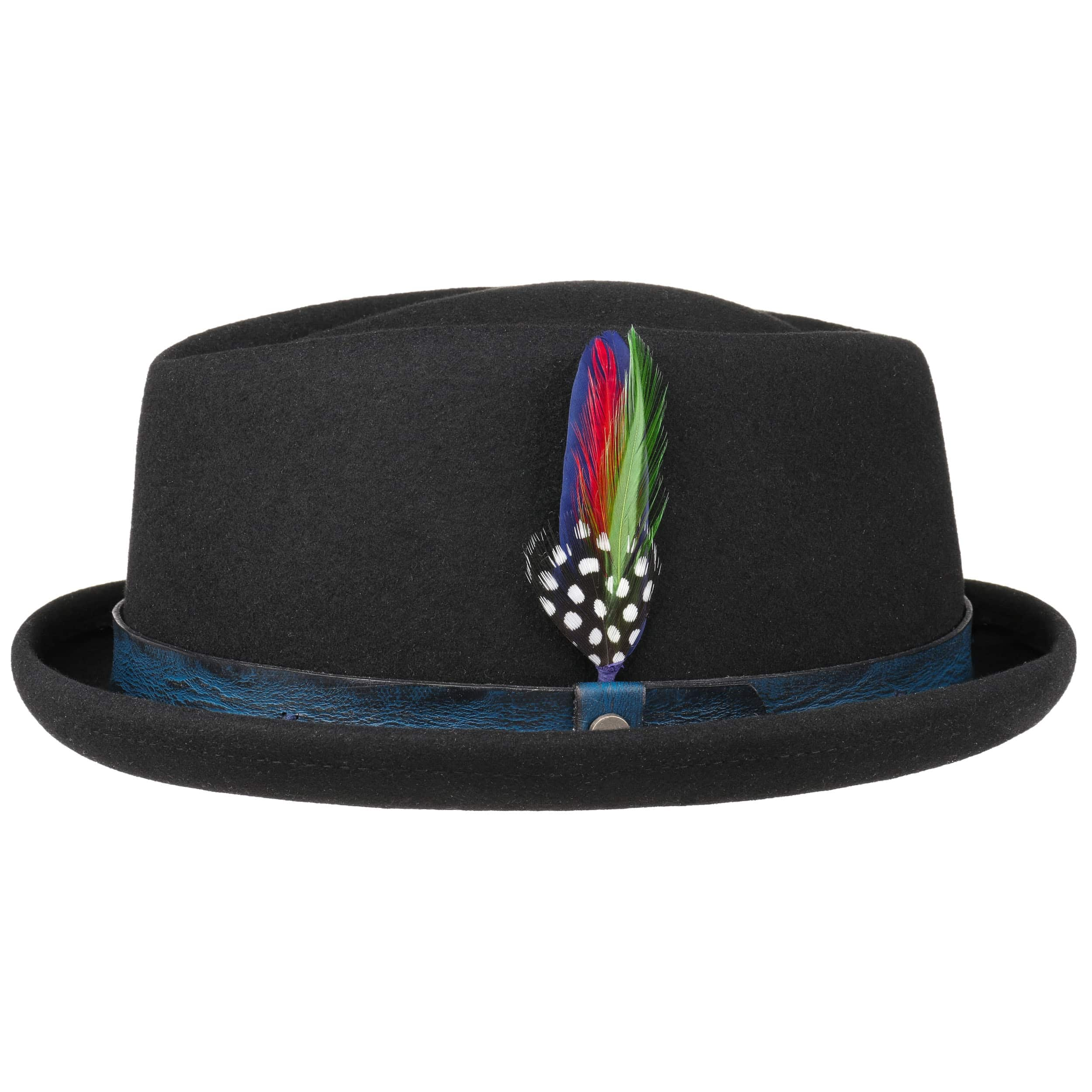 fe3aca797c0a2c Kono Pork Pie Wool Felt Hat by Stetson - 79,00 £