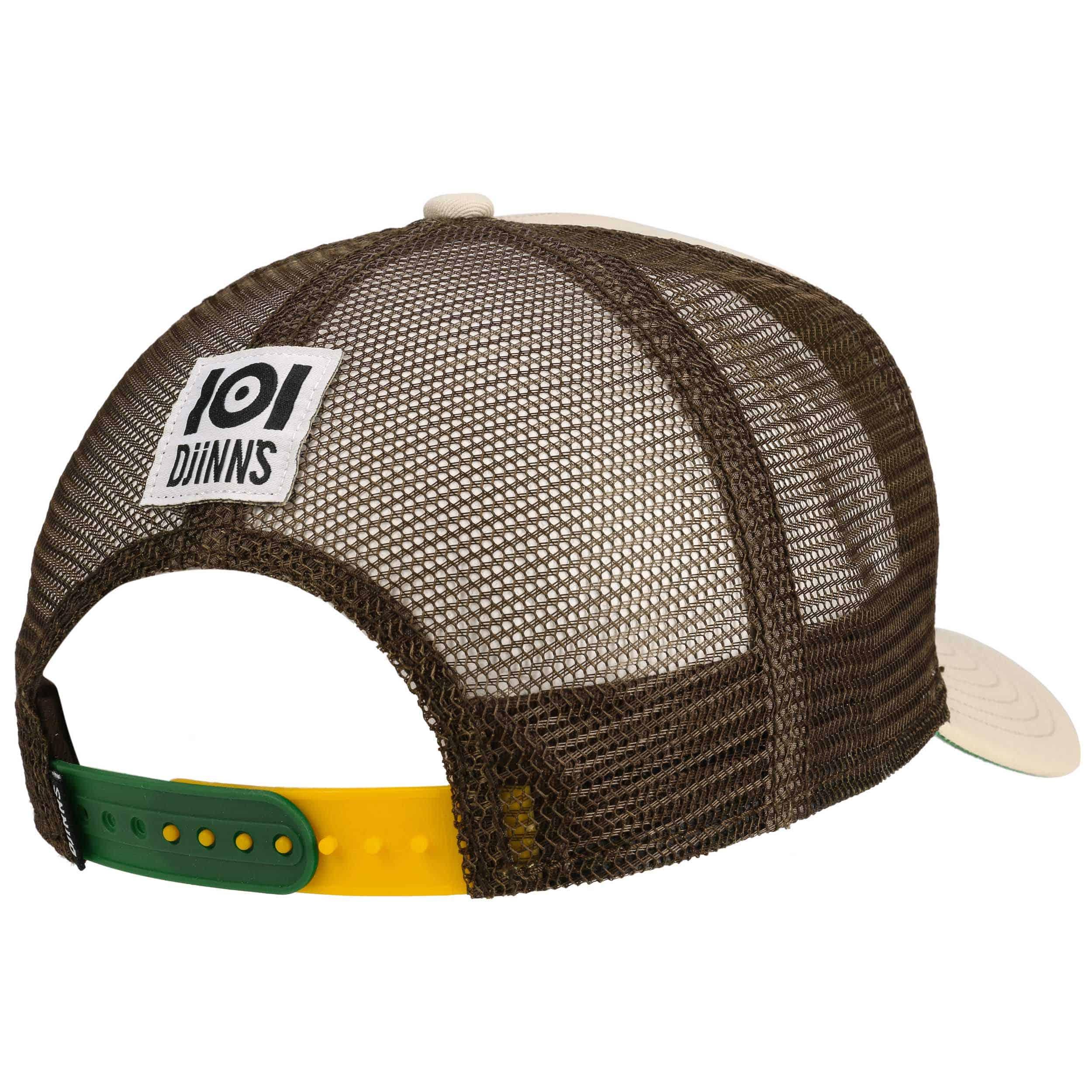 lagos hft 101 trucker cap by djinns gbp 22 95 hats. Black Bedroom Furniture Sets. Home Design Ideas