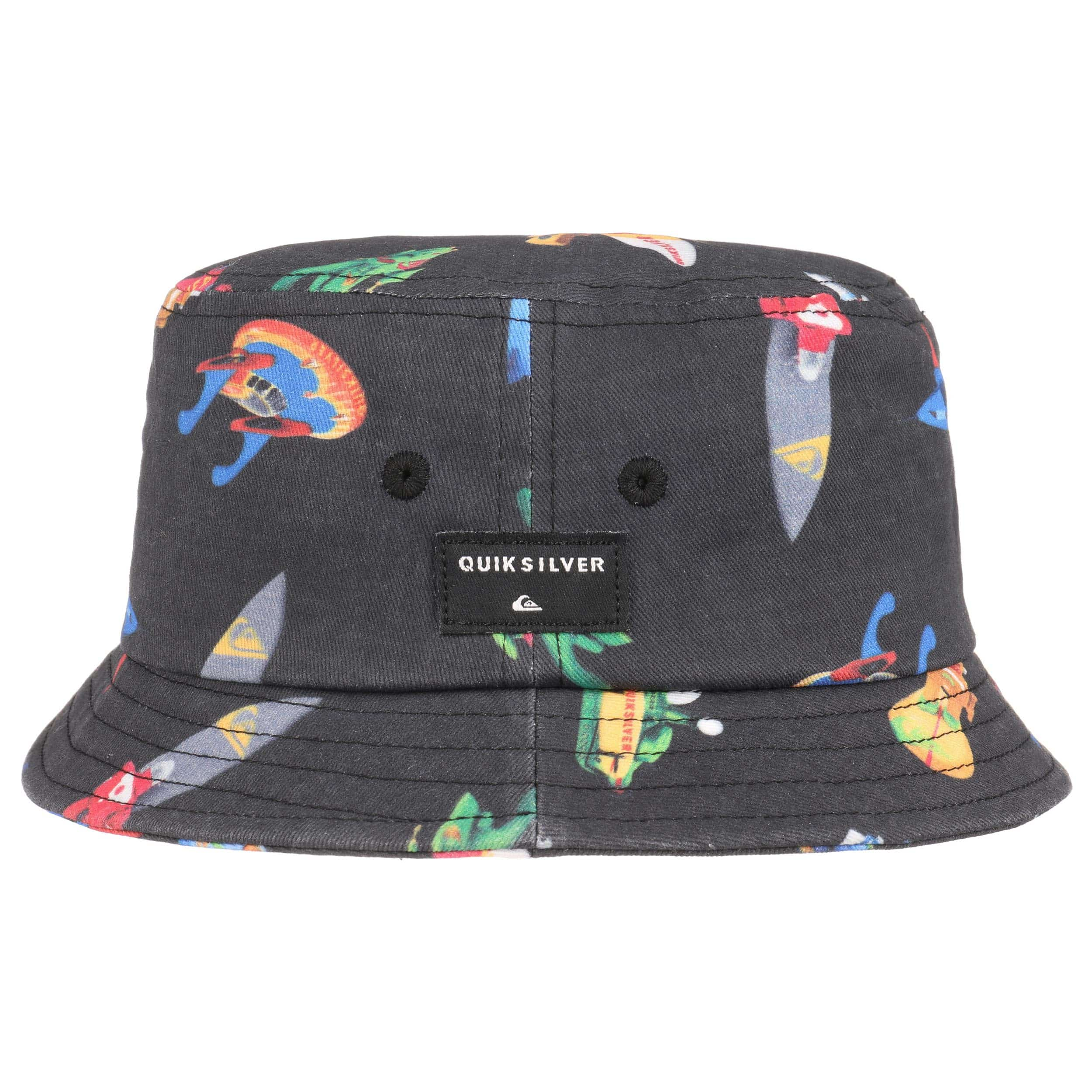 c7a95bc3cf2ed ... get lazers baby bucket kids hat by quiksilver black 5 af60b 35b08