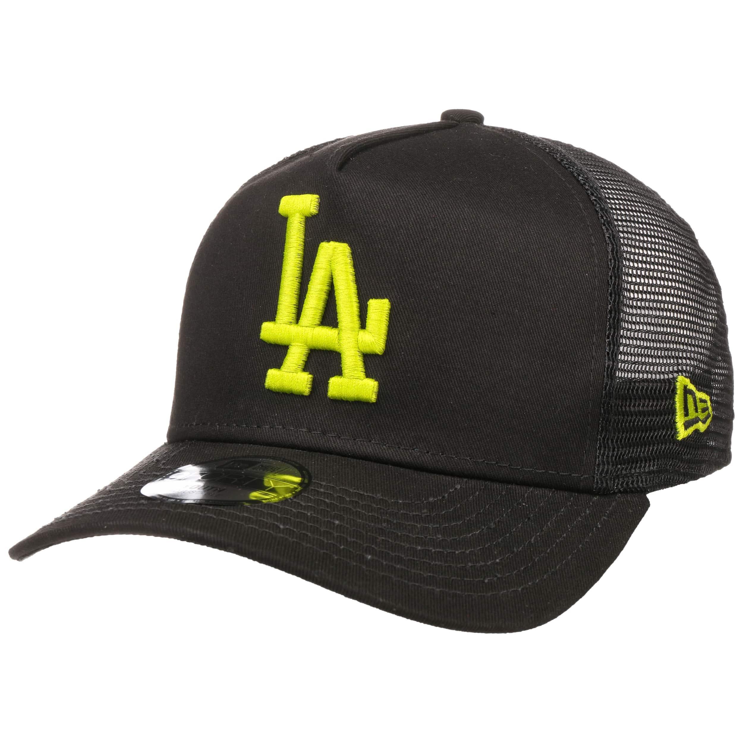 League Dodgers Trucker Kids Cap by New Era 1764ee77065