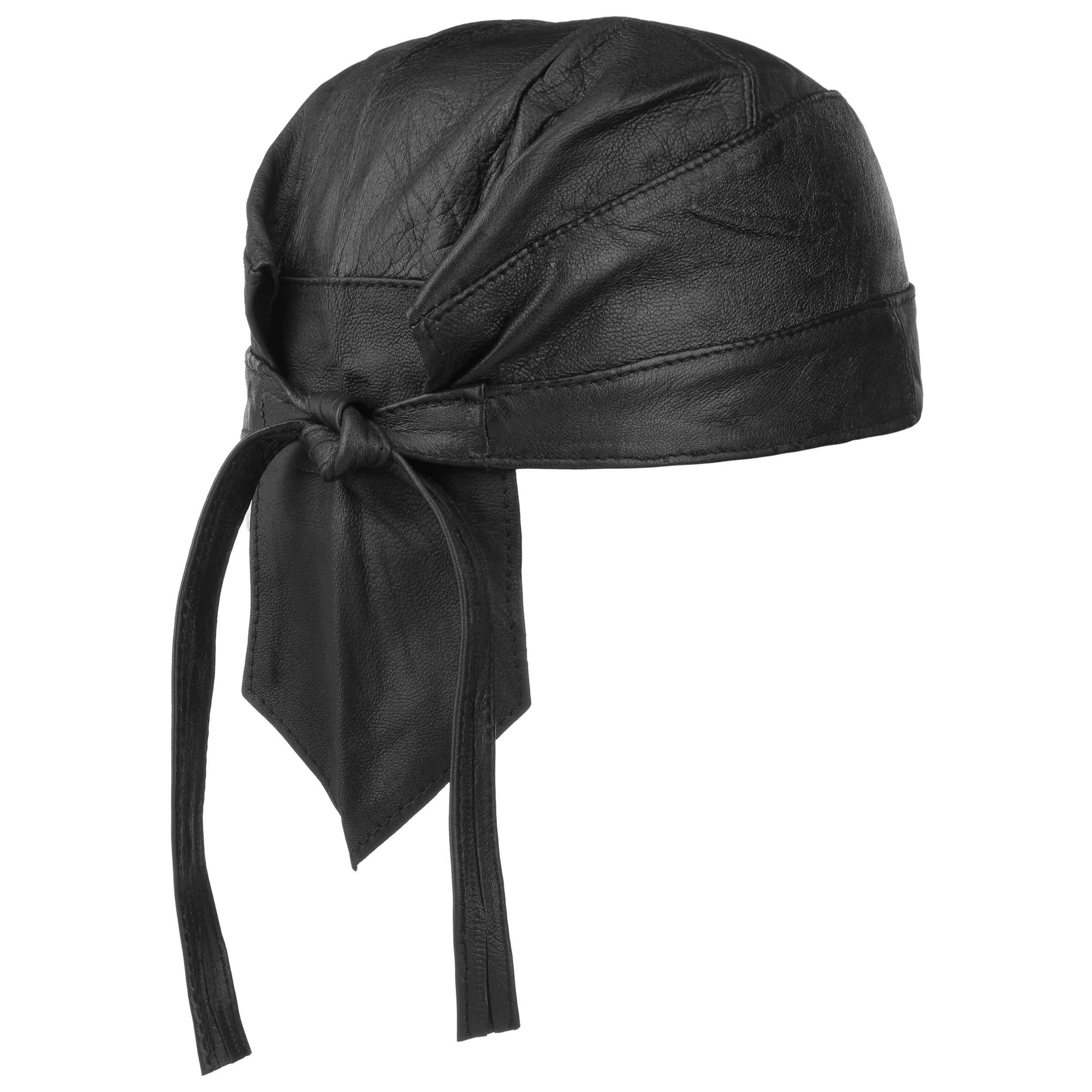 Leather Bandana By Lipodo Eur 29 95 Gt Hats Caps