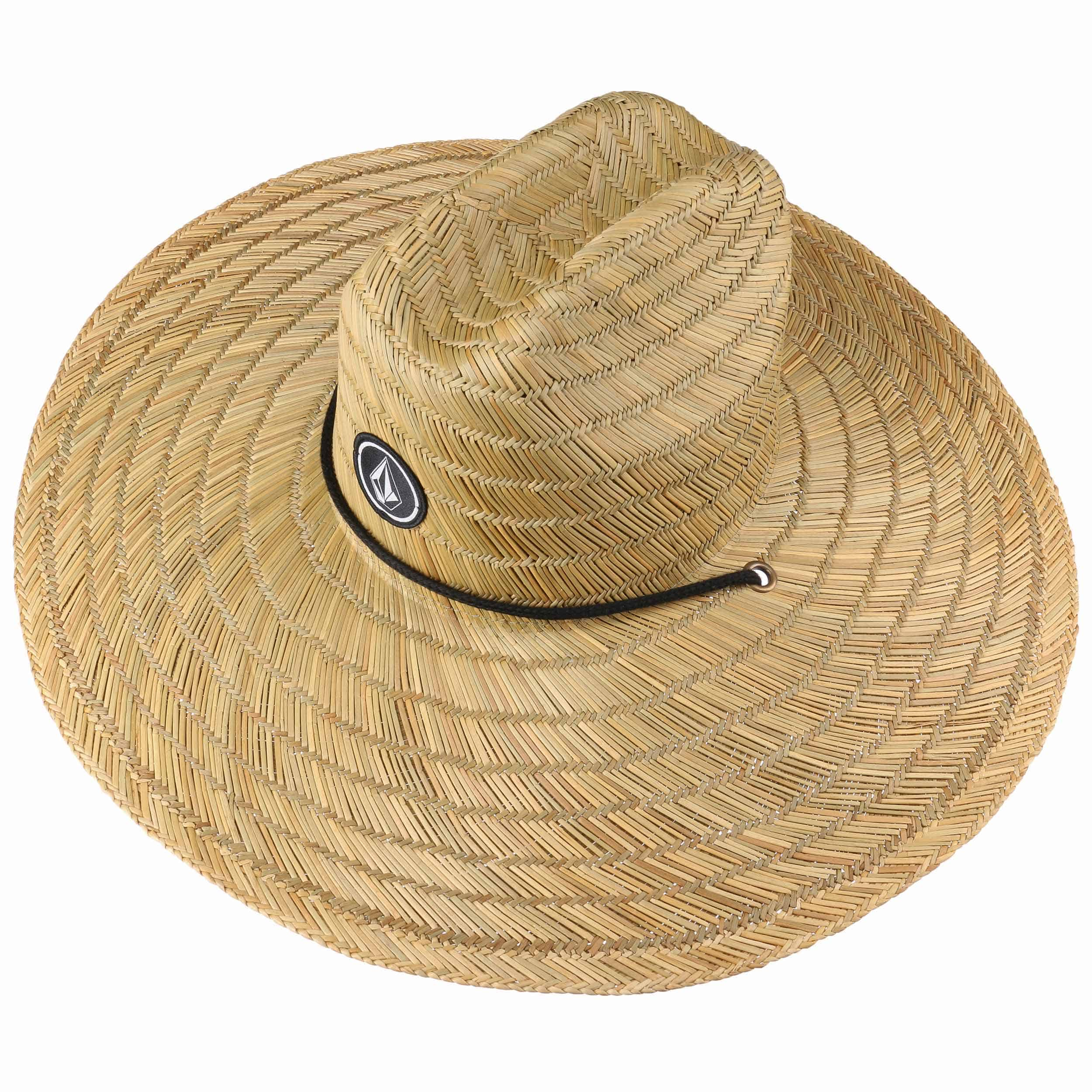 outlet store cd5c1 00feb Lifeguard Straw Hat by Volcom - nature 1 ...