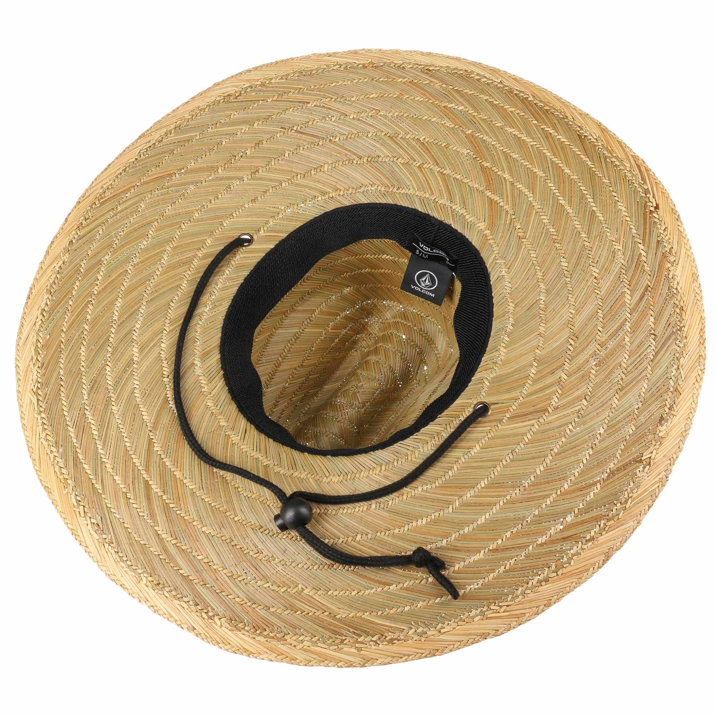 best sneakers 30559 f9b0d ... Lifeguard Straw Hat by Volcom - nature 2 ...