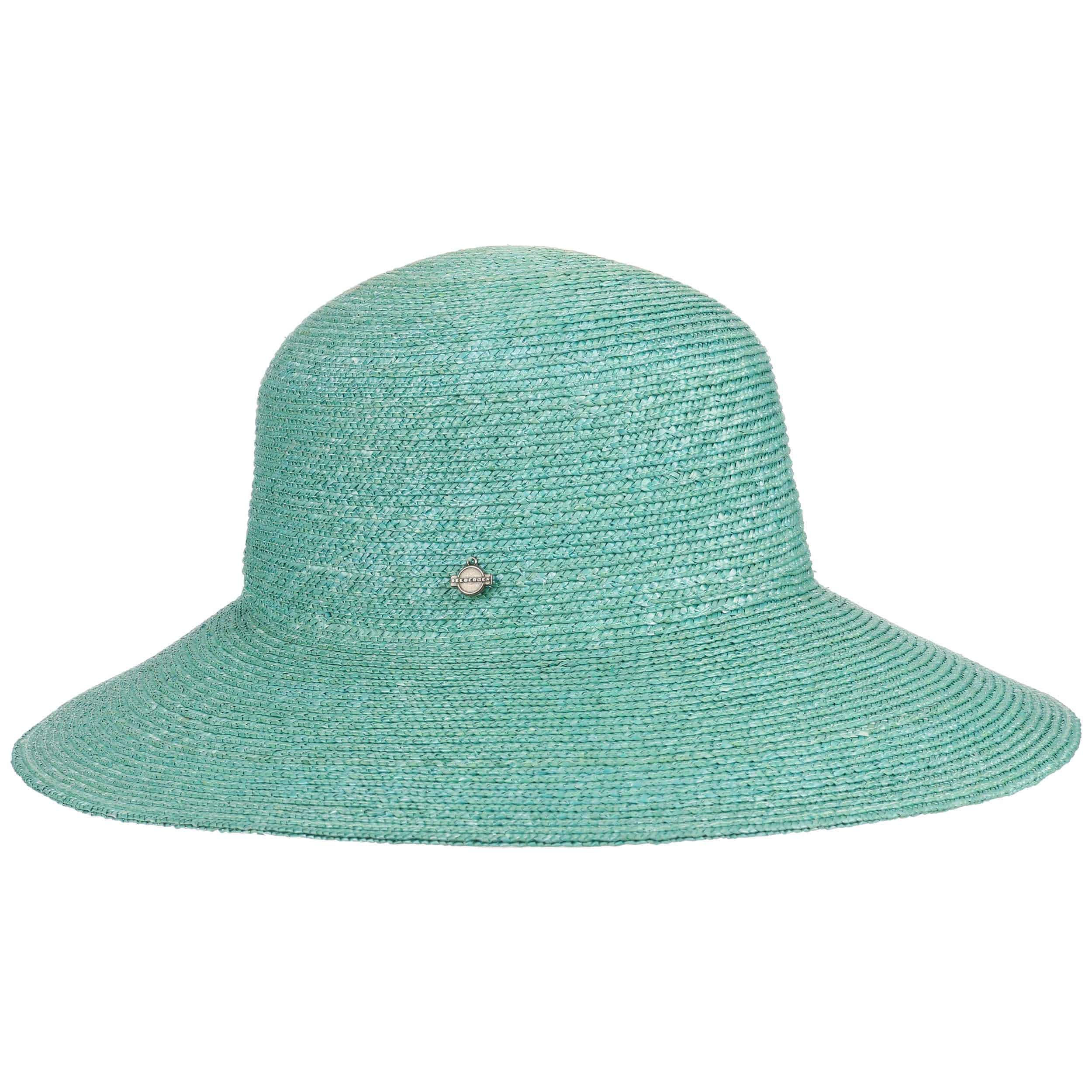 049074ca46b ... Lina Floppy Hat UV Protection by Seeberger - mint green 4 ...