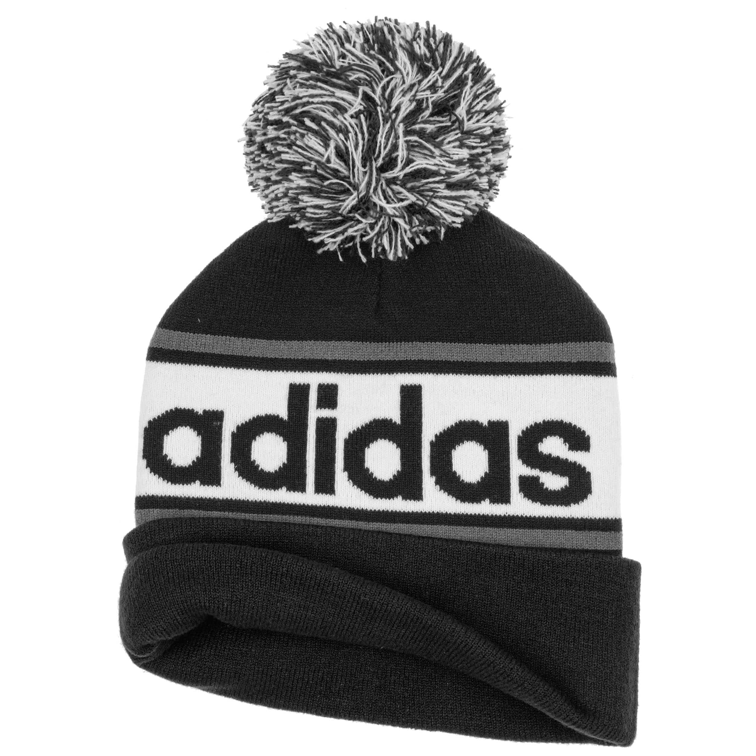 ... where to buy linear woolie beanie hat by adidas 1 d2bbd fee25 fa508a838626