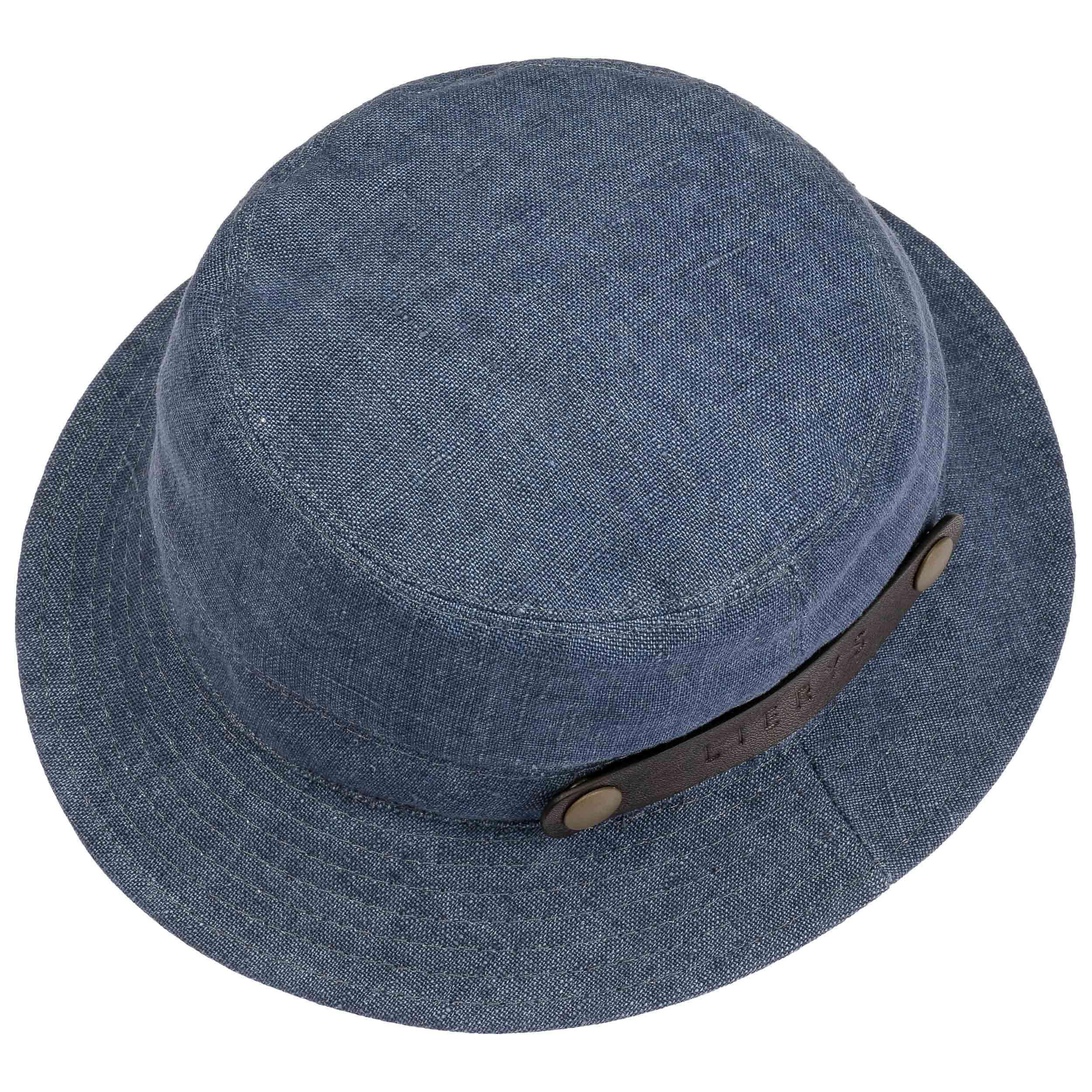 93449da7 ... Linen Fishing Hat by Lierys - denim 1 ...