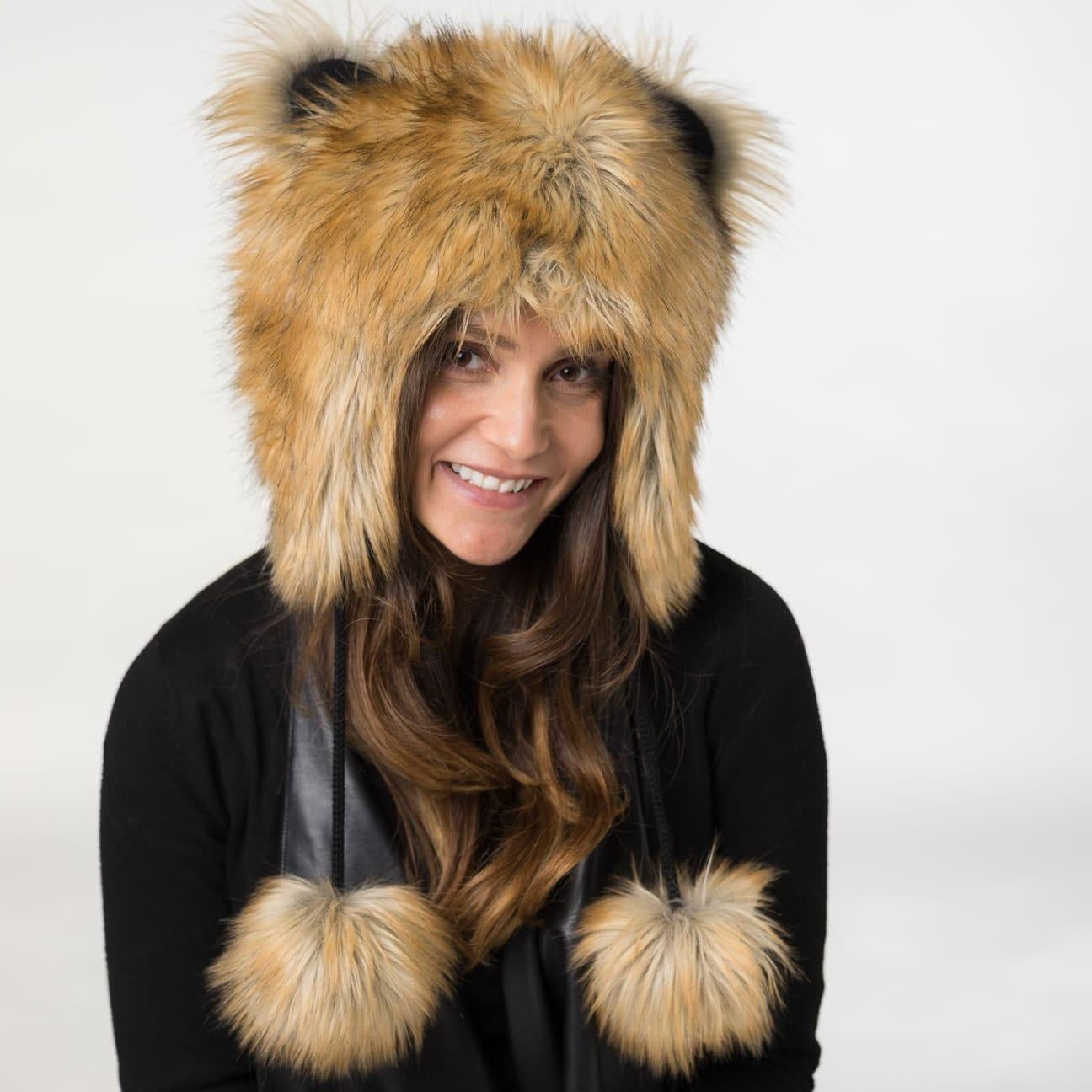 ... Lion Fake Fur Hat by Eisbär 2 ... 5493ad8b02a