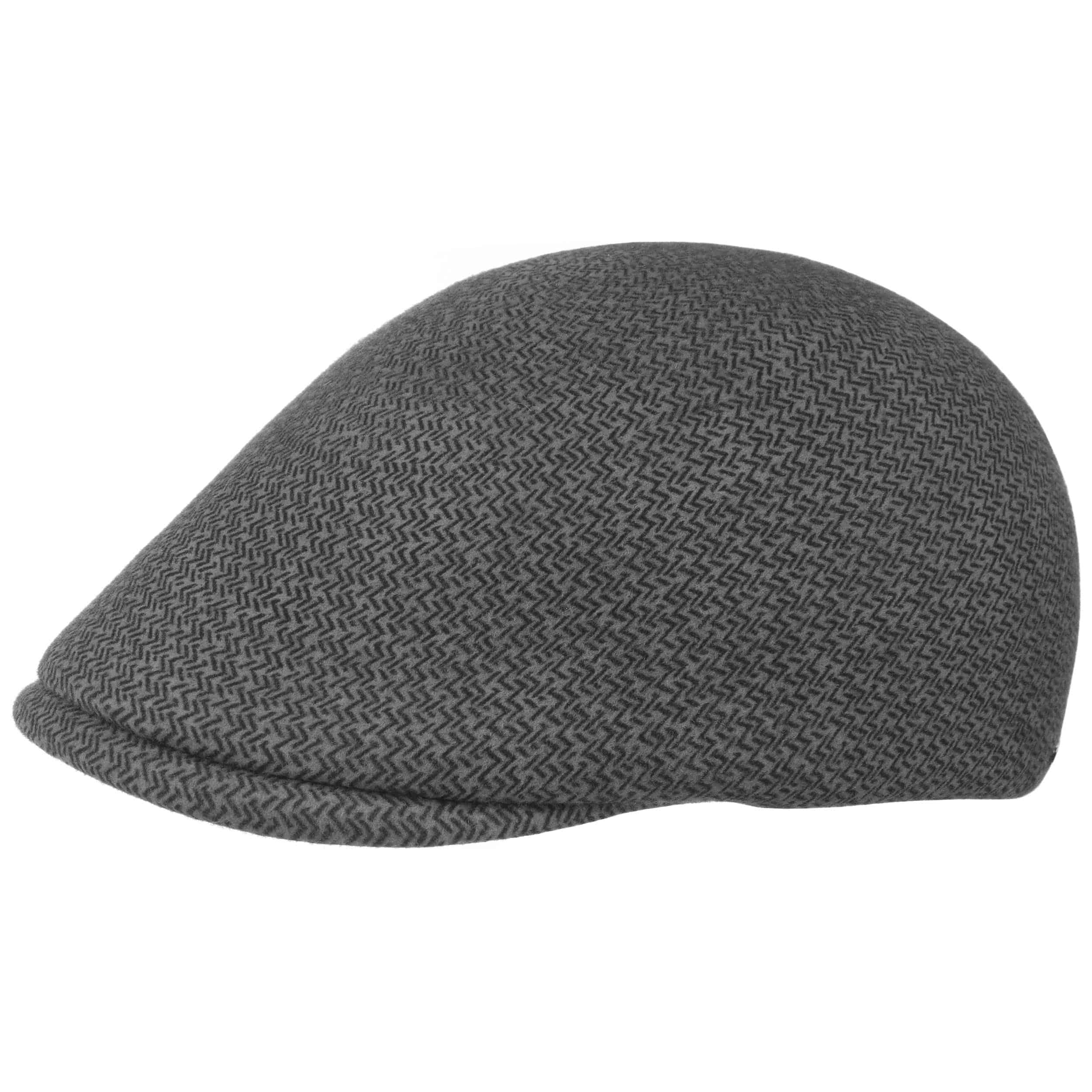 11bc72f8c0593 ... Lockhard Gatsby Cap by Stetson - anthracite 6 ...