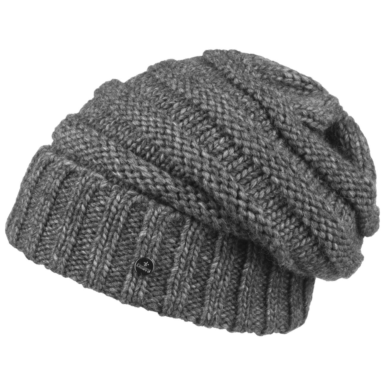 Long Beanie Knit Hat by Lierys, EUR 49,95 --> Hats, caps & beanies sho...