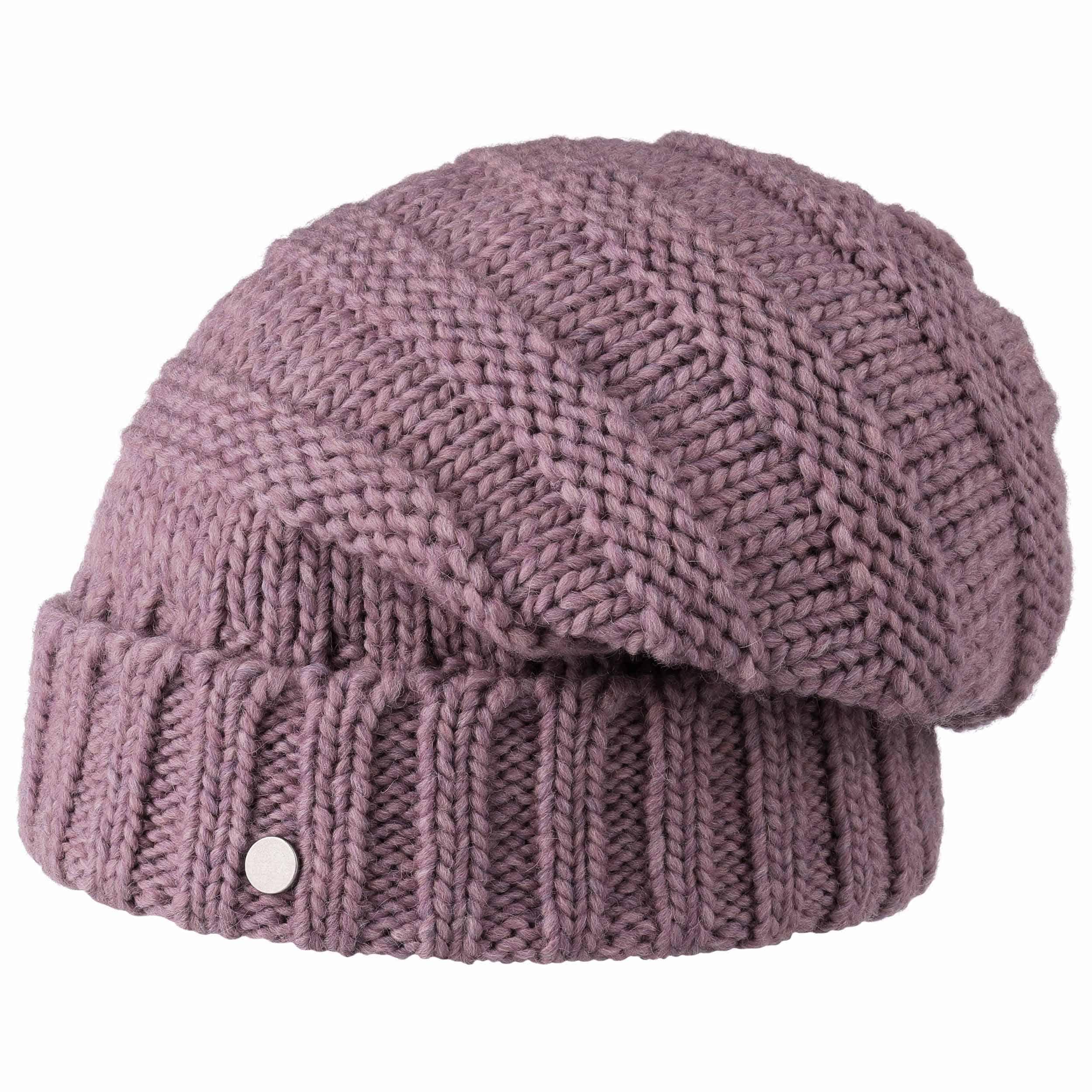 Knitting Pattern Long Beanie : Long Beanie Knit Hat by Lierys, GBP 45,95 --> Hats, caps ...