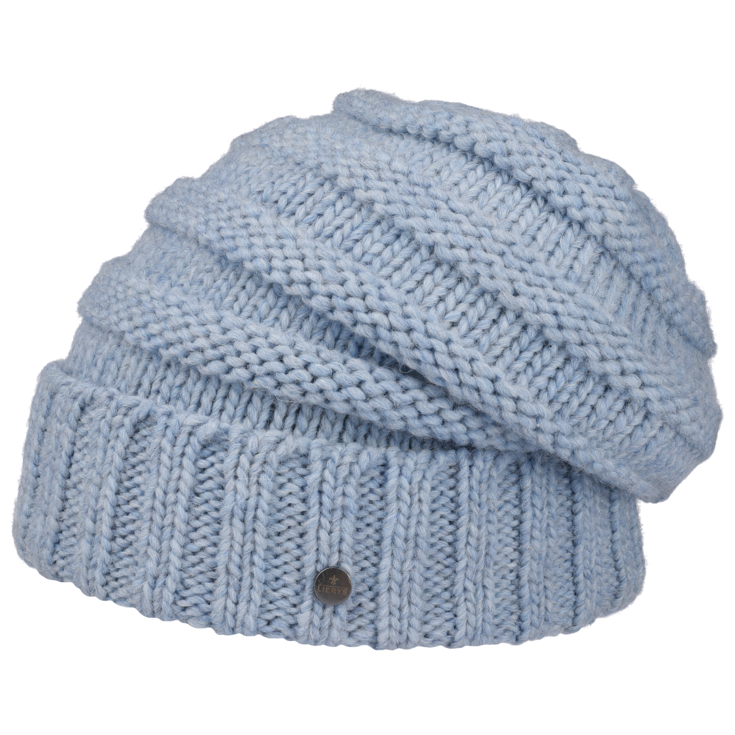 Long Beanie Knit Hat by Lierys, EUR 49,95 --> Hats, caps ...