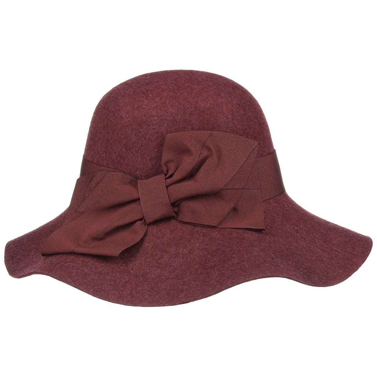 10c44d27e5986 ... Lussana Flapper Floppy Hat by bedacht - purple 4 ...