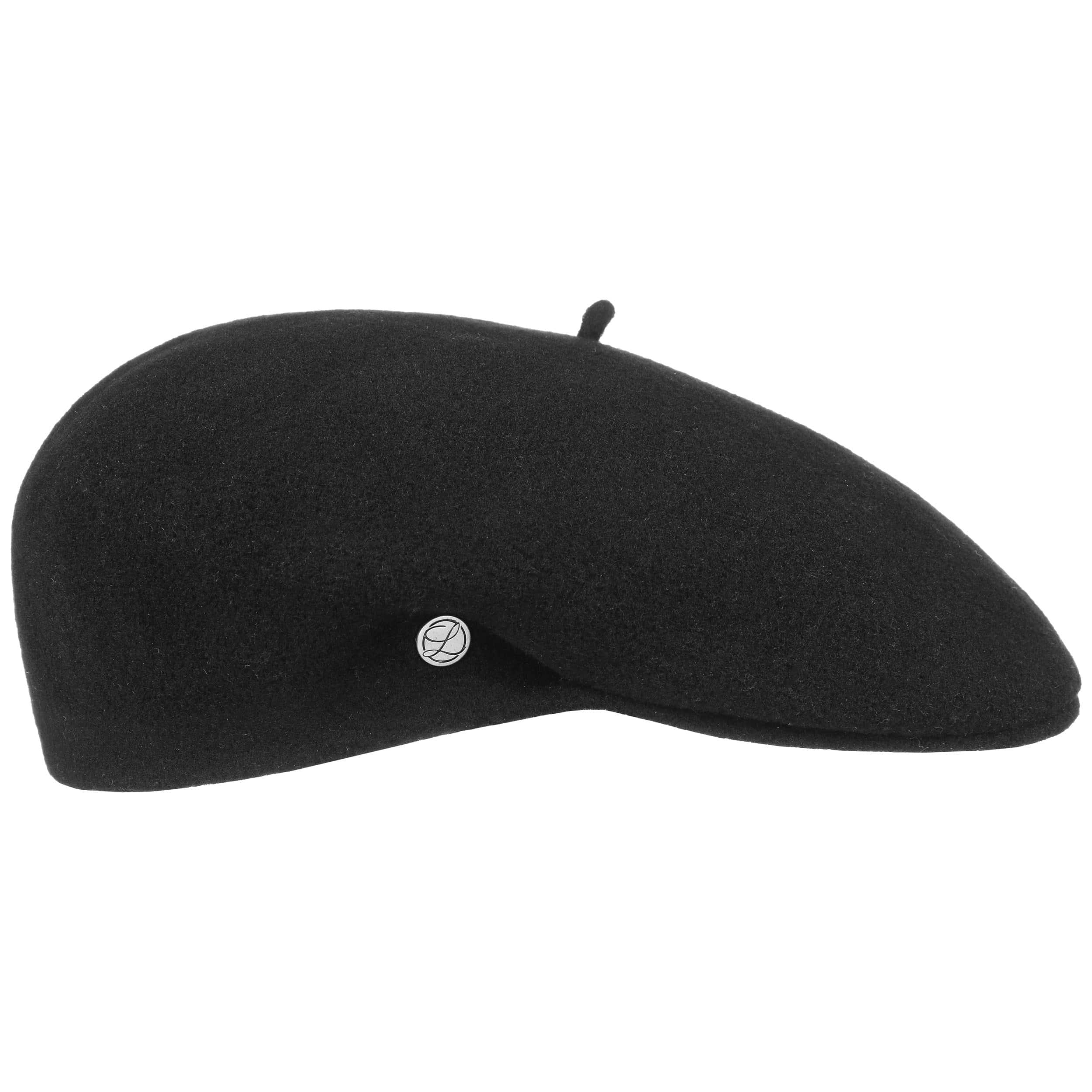 Lyon Beret Flat Cap by Héritage par Laulhère 51660aa2716