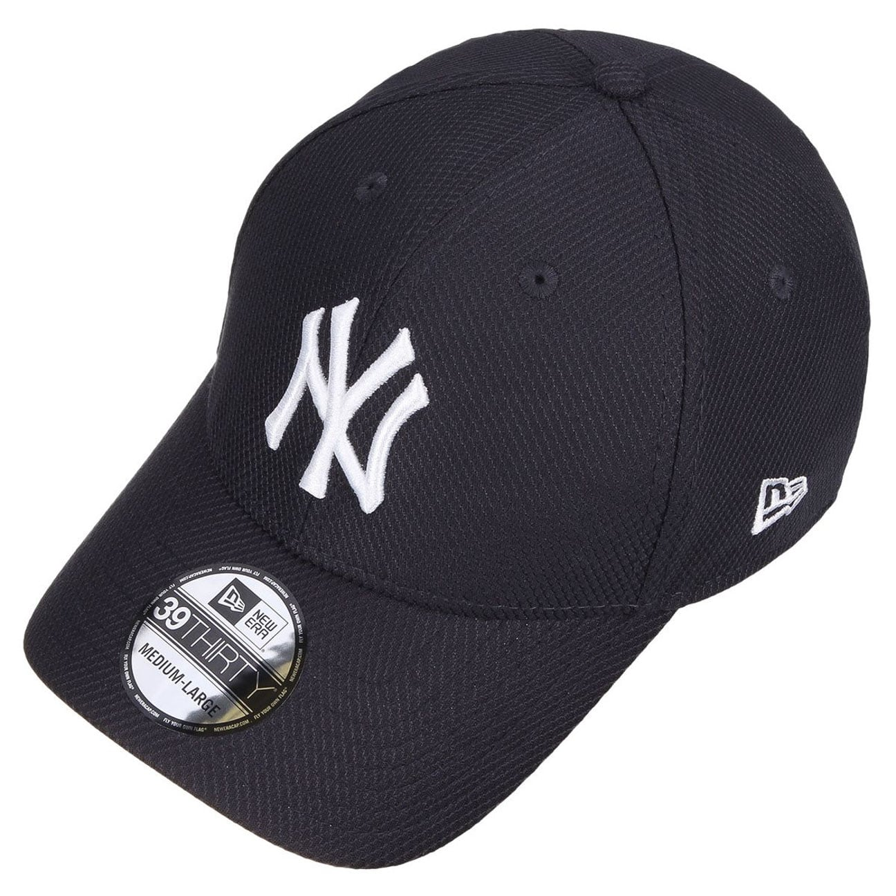 mlb diamond stretch ny basecap by new era 26 95. Black Bedroom Furniture Sets. Home Design Ideas