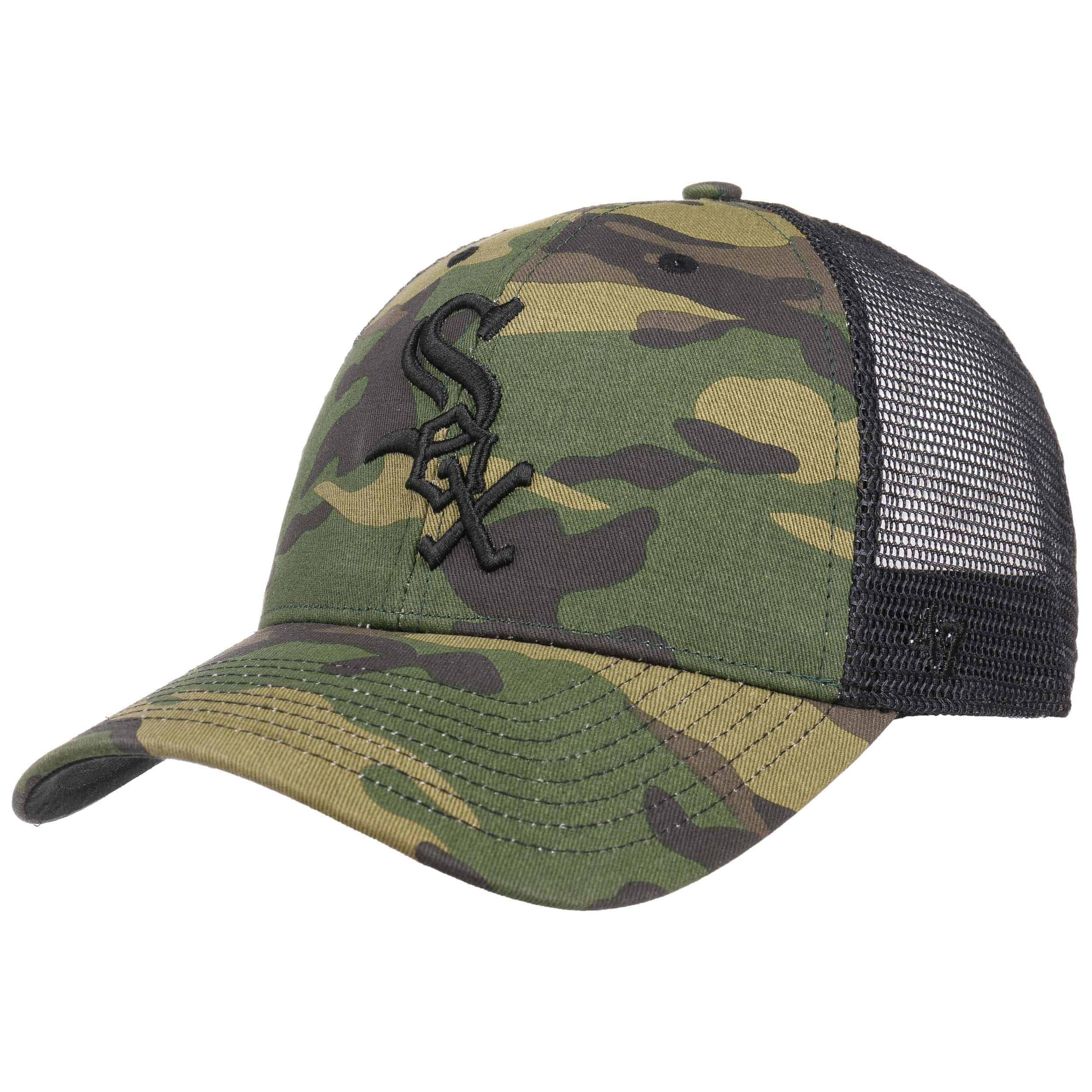 ... MVP Camo White Sox Trucker Cap by 47 Brand - camouflage 7 9067e1a2ed4