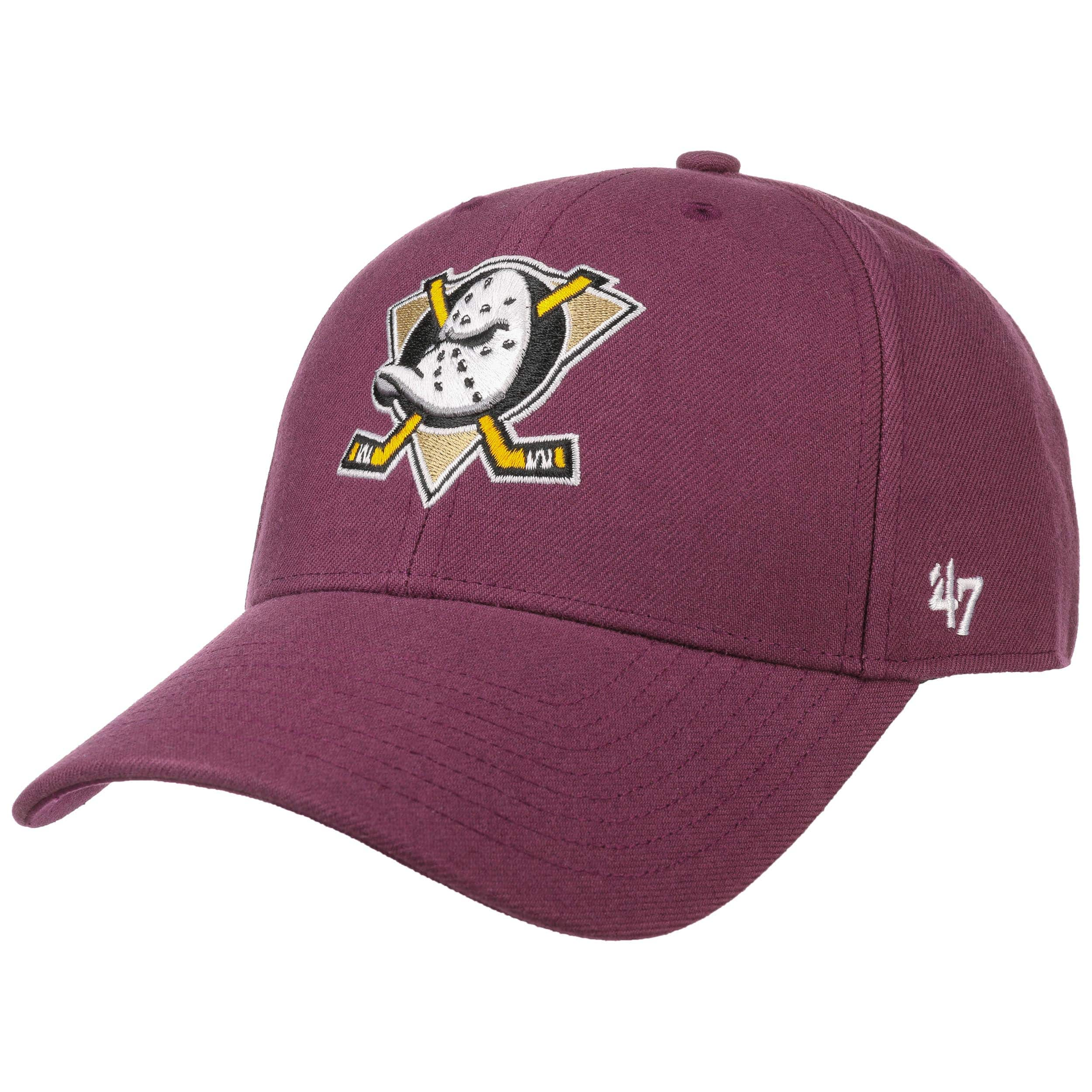 47 BRAND MVP Mighty Ducks Trucker Cap NHL Basecap