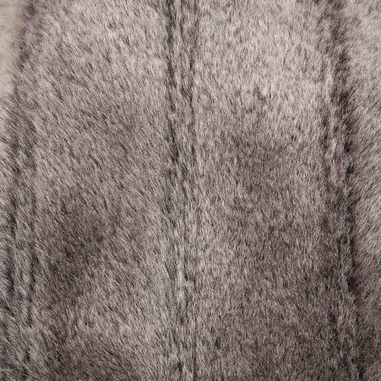 ... Madison Lamb Fur Flat Cap by Stetson - brown 4 ... d93fed93ead0