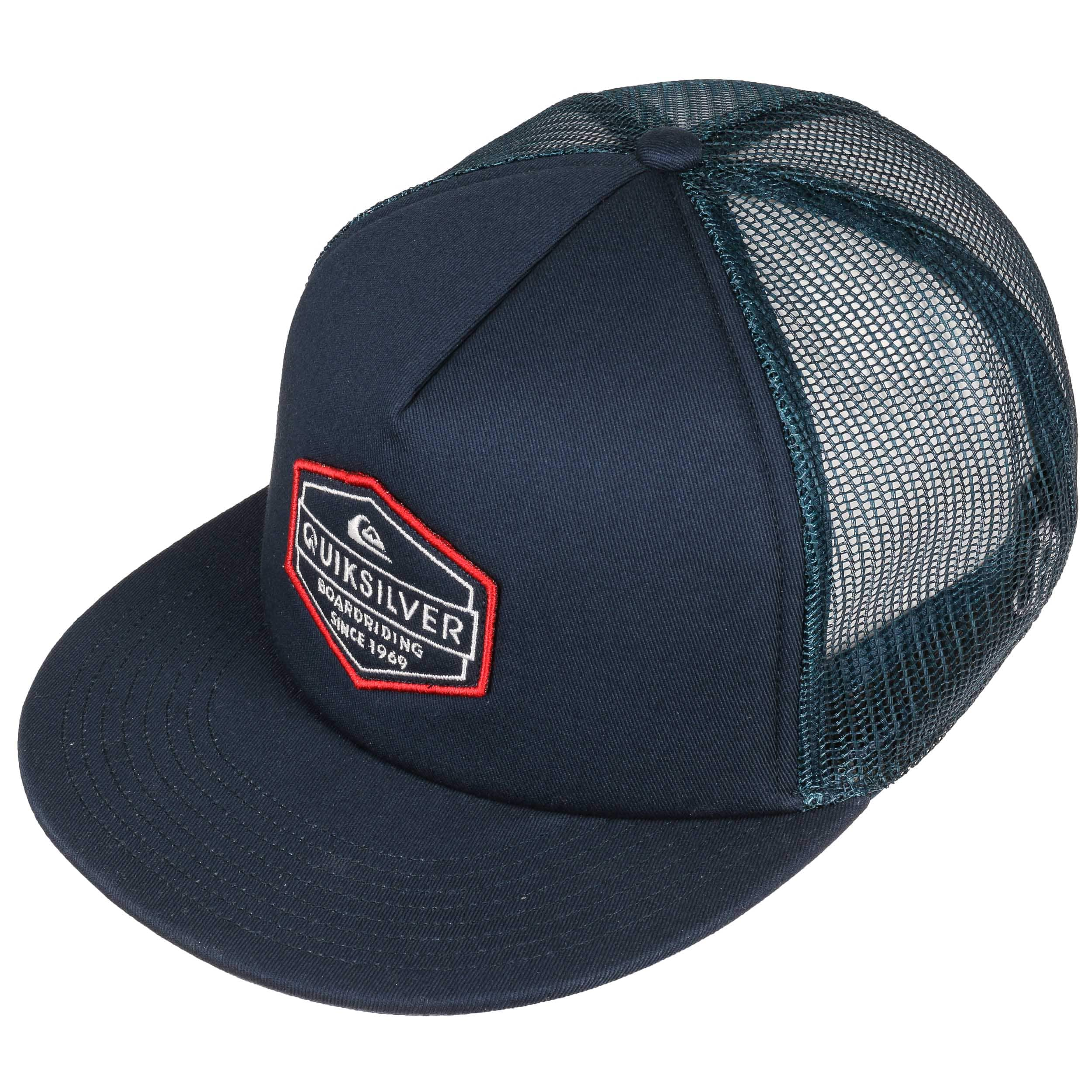 815a517a8ae ... reduced marbleson trucker cap by quiksilver navy 1 d3c9c fa473