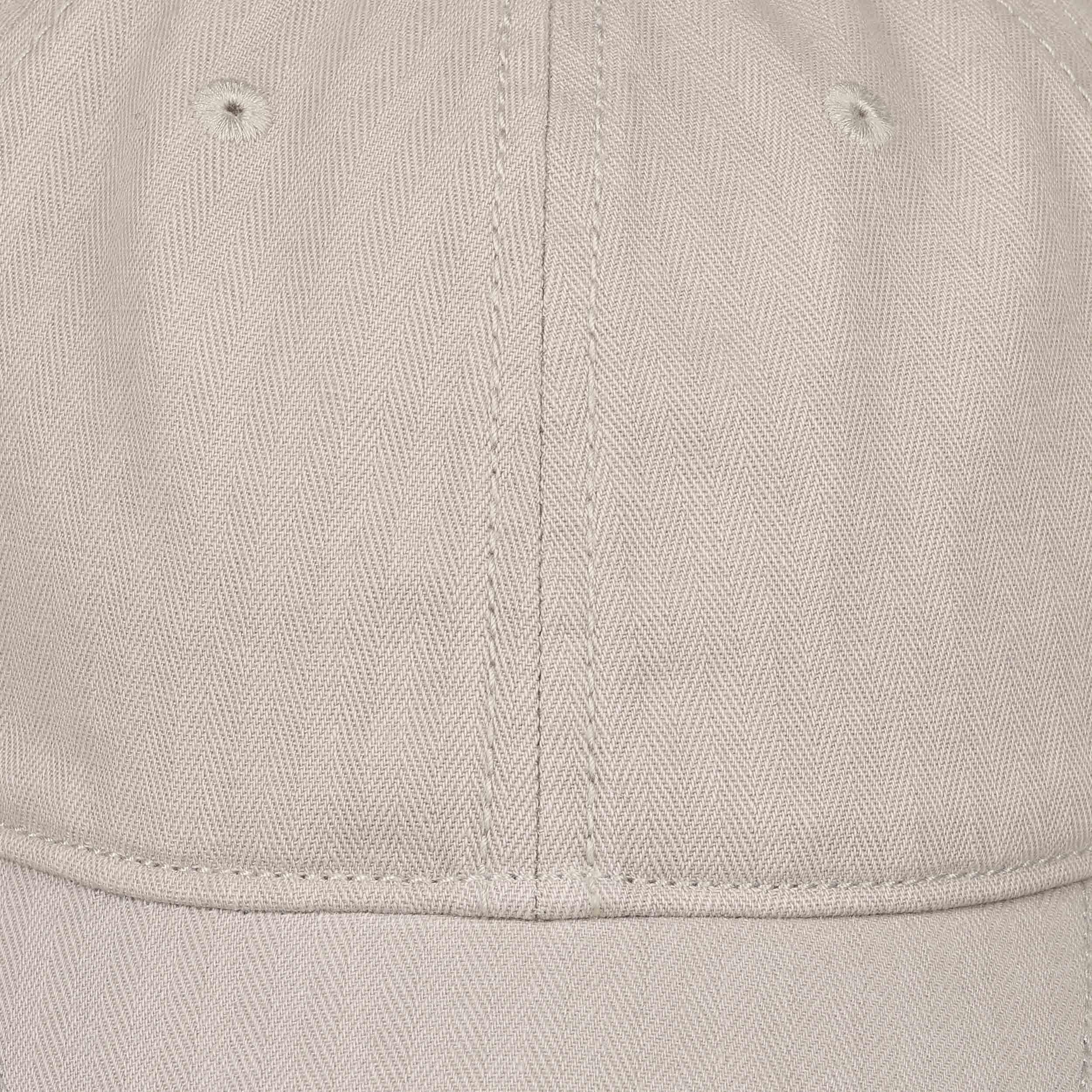 344c52333eb ... Marshal Cotton Baseball Cap by Stetson - beige-blue 4 ...