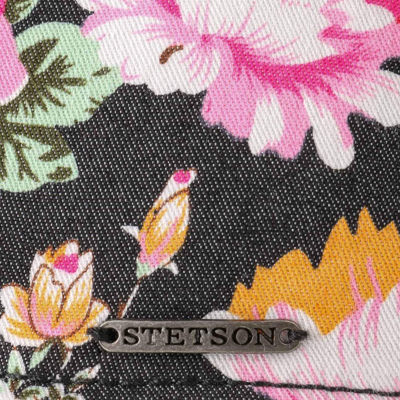 ... Mastic Flower Baseball Cap by Stetson - black 4 ... 6b55e6e4e325