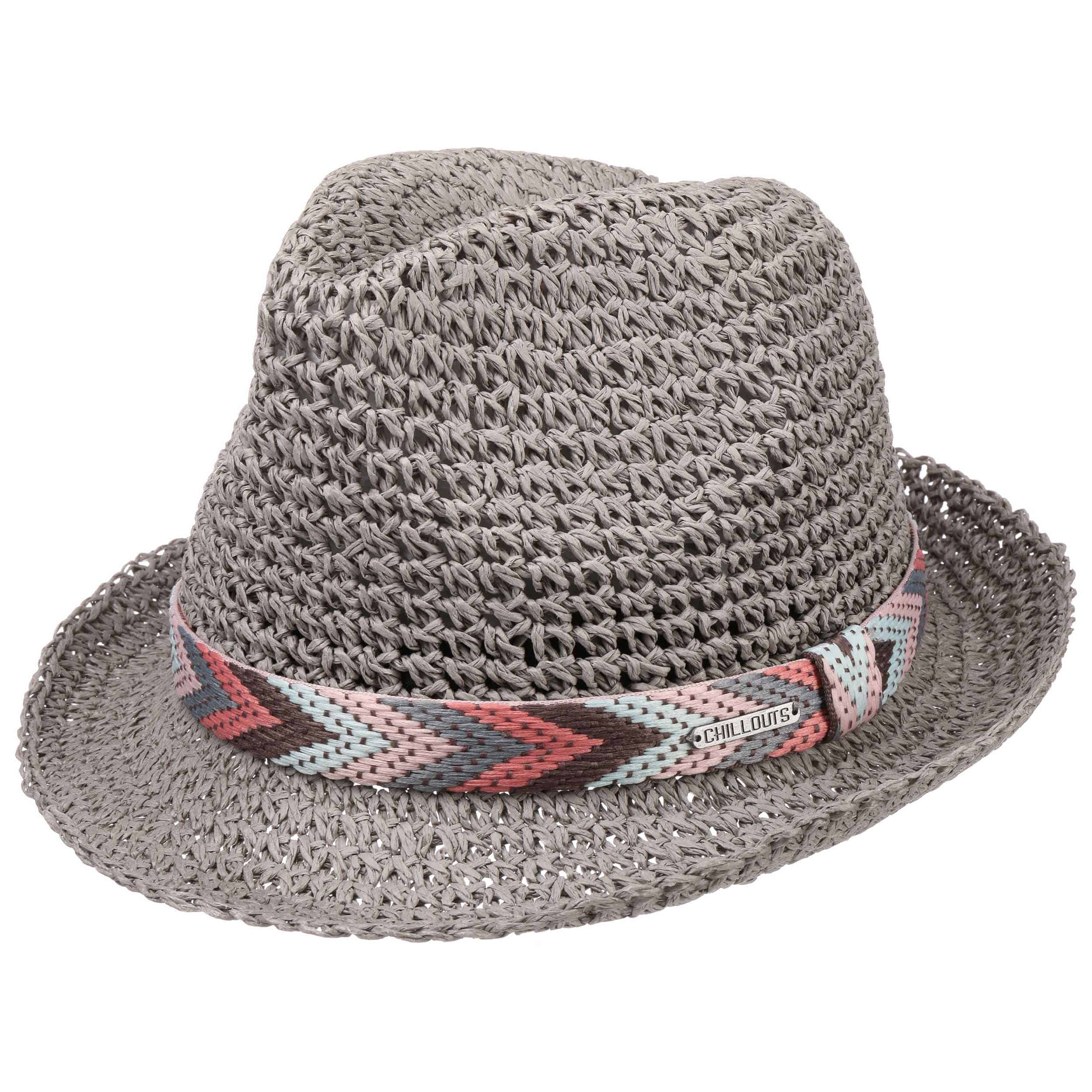 e72bb2ec8 Medellin Crushable Straw Hat by Chillouts